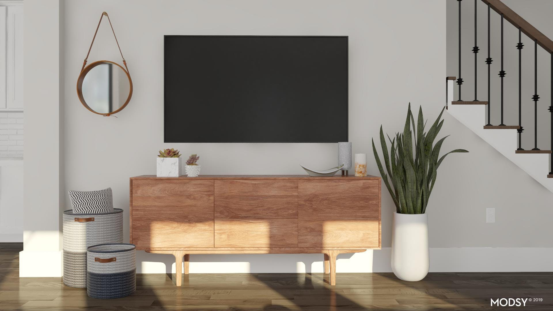 TV Viewing With Balance