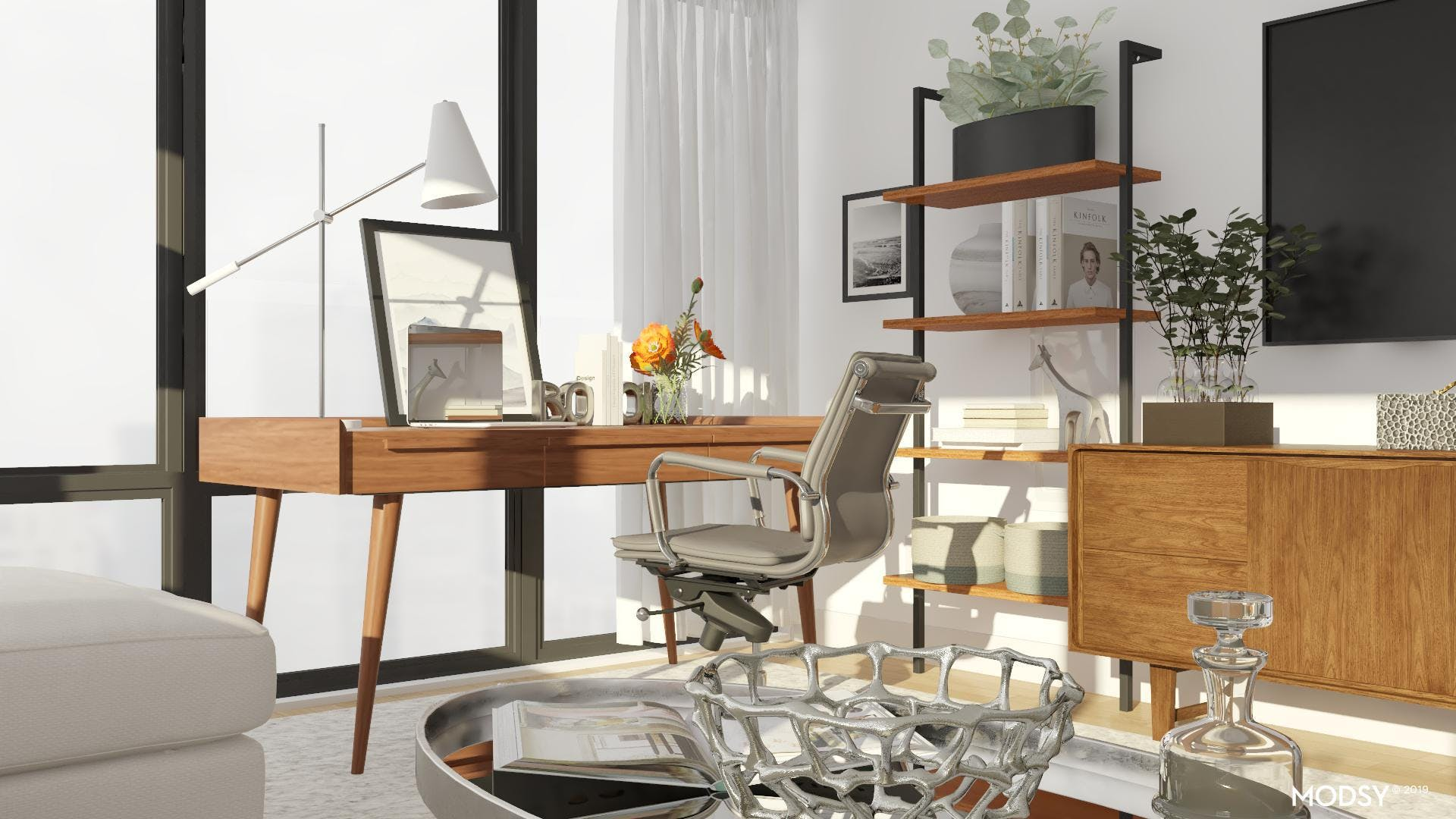 Apartment Home Office