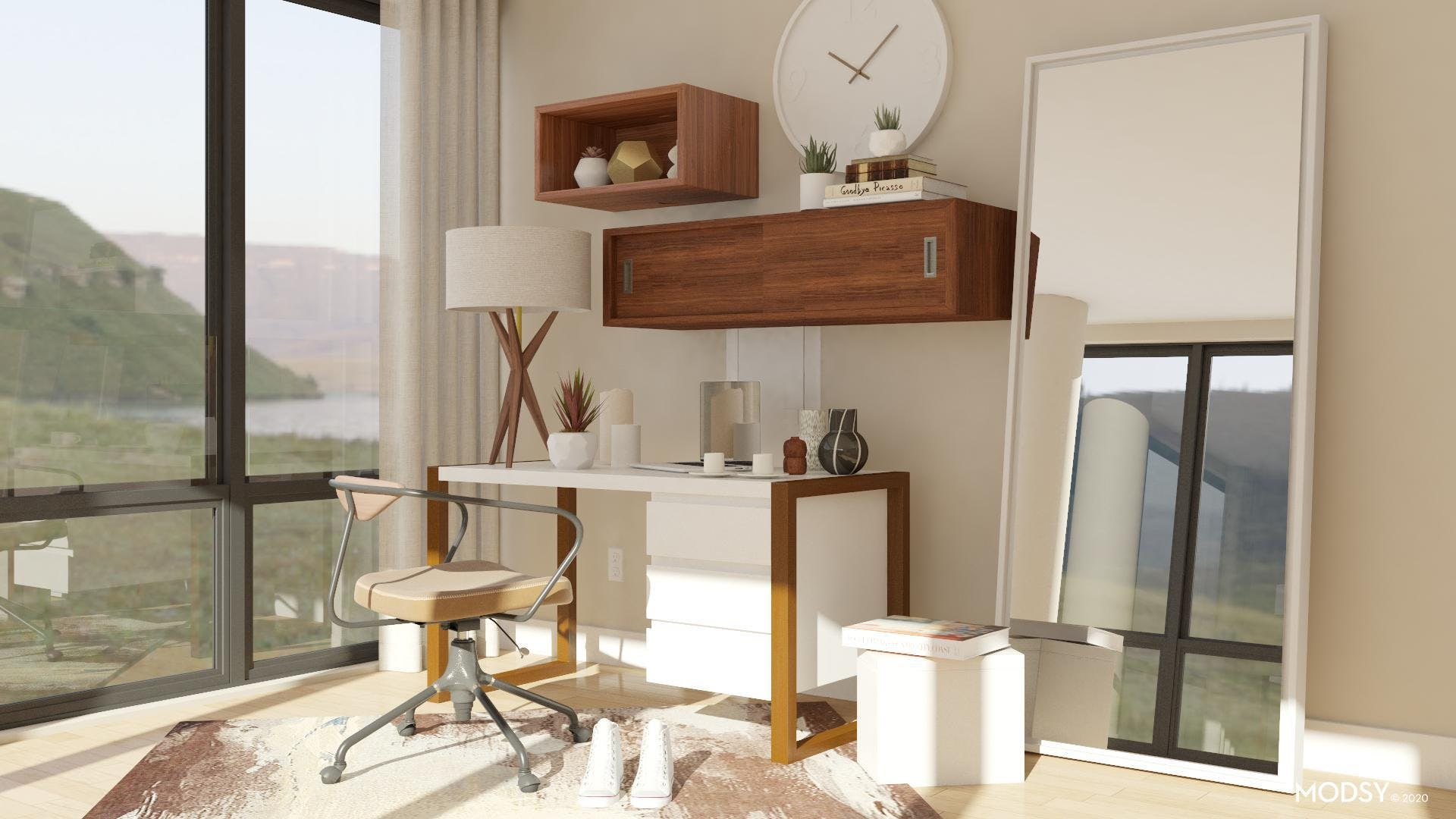 Office For Small Spaces