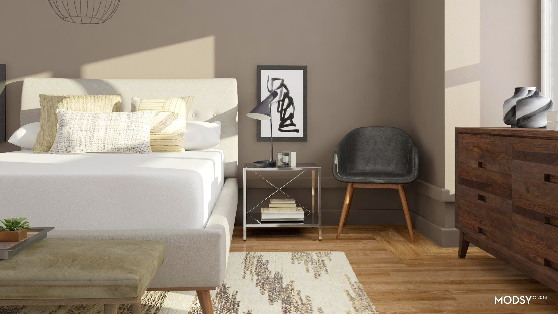 Nightstand Styling Tips For A Modern Bedroom