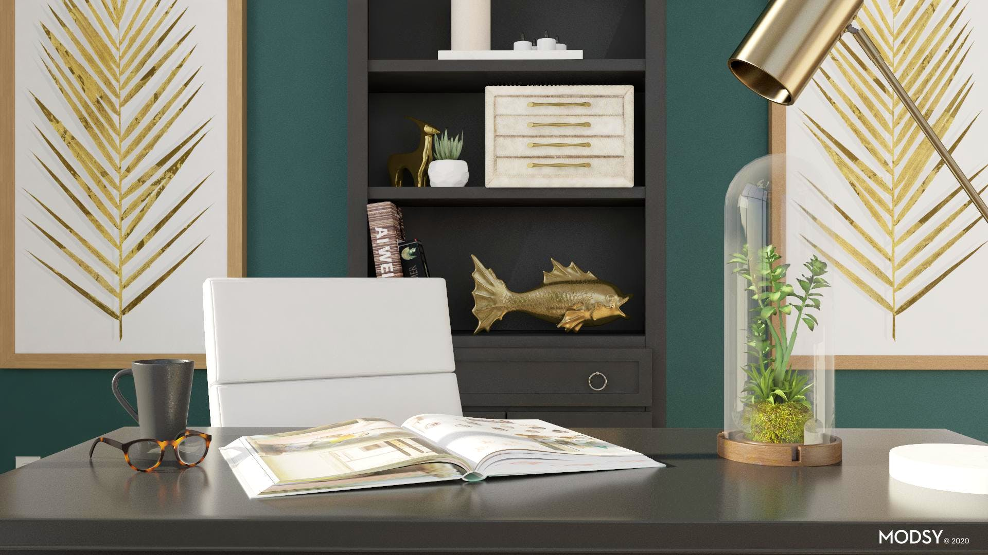 Glam Transitional Office
