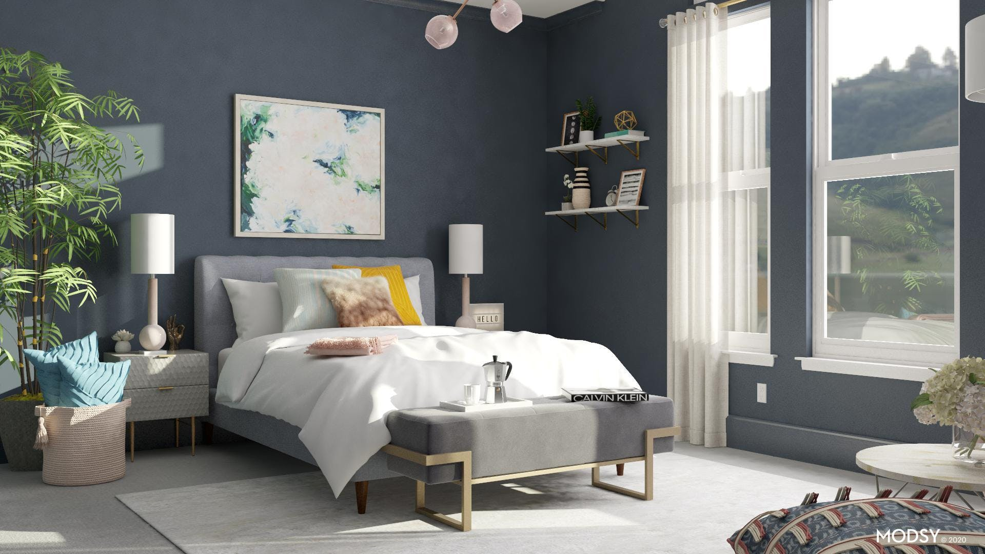 Modern Bedroom Design Ideas And Styles From Modsy Designers