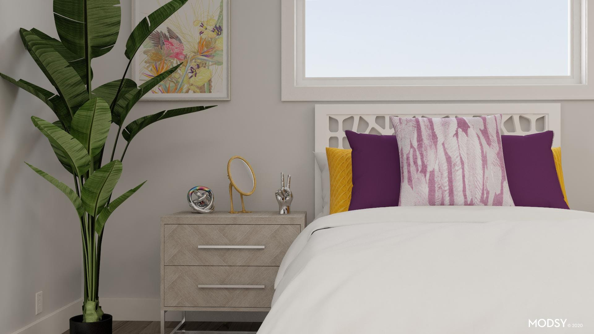 Eclectic Accessories For Your Bedroom