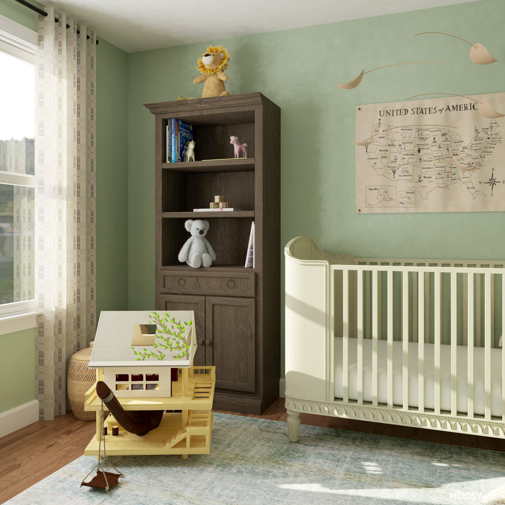 Storage Solutions For Baby
