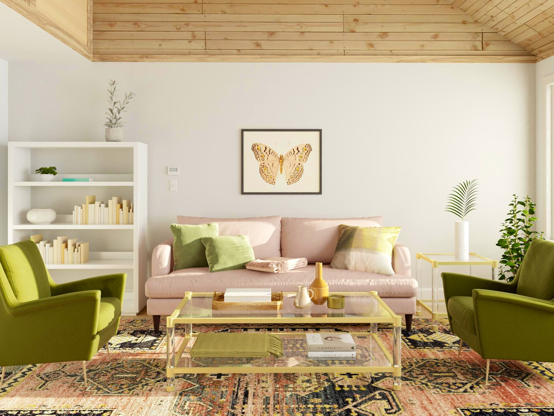 Come out of Your Comfort Cocoon with Bold Color