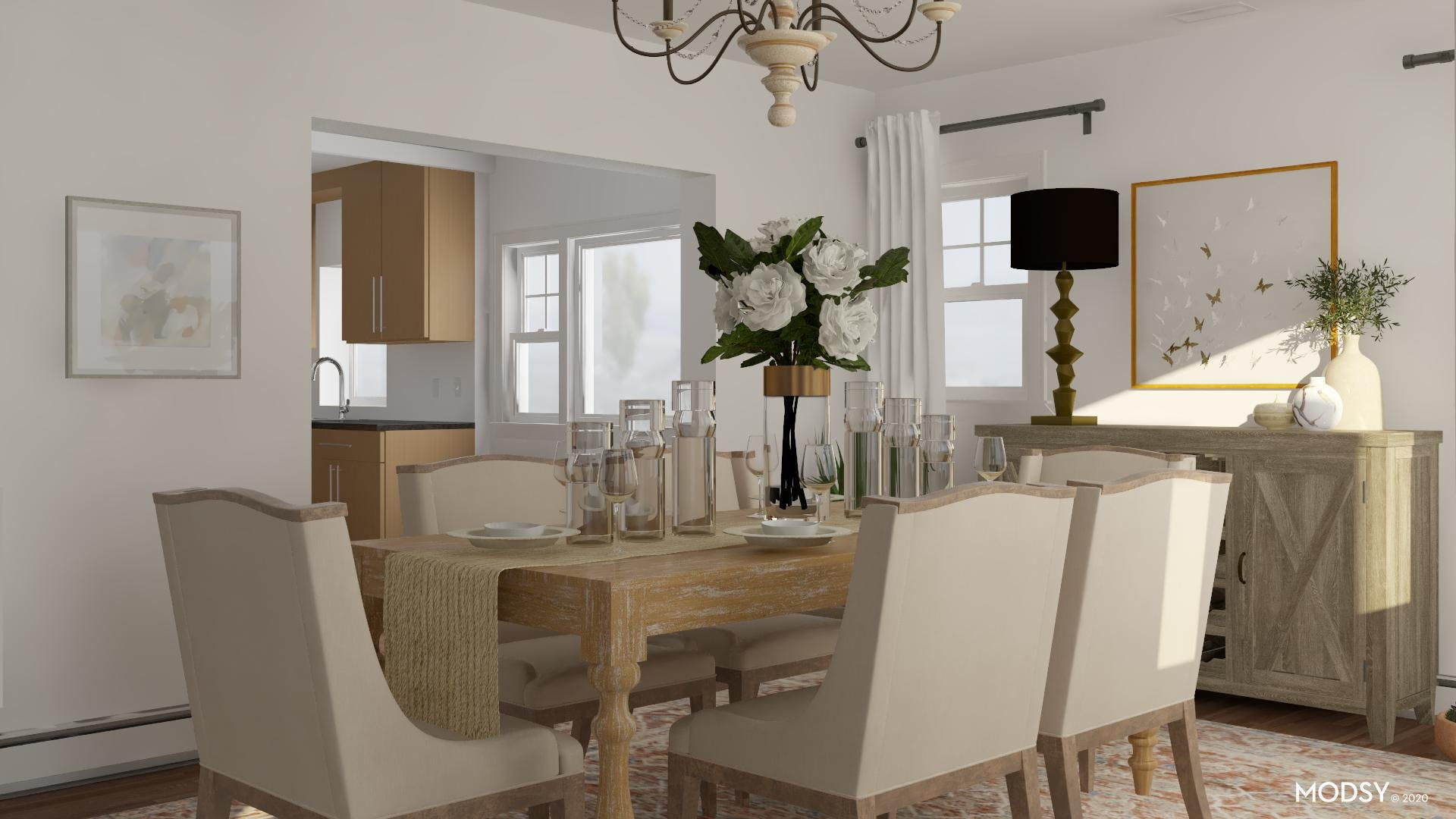 Traditional And Classic Dining Room