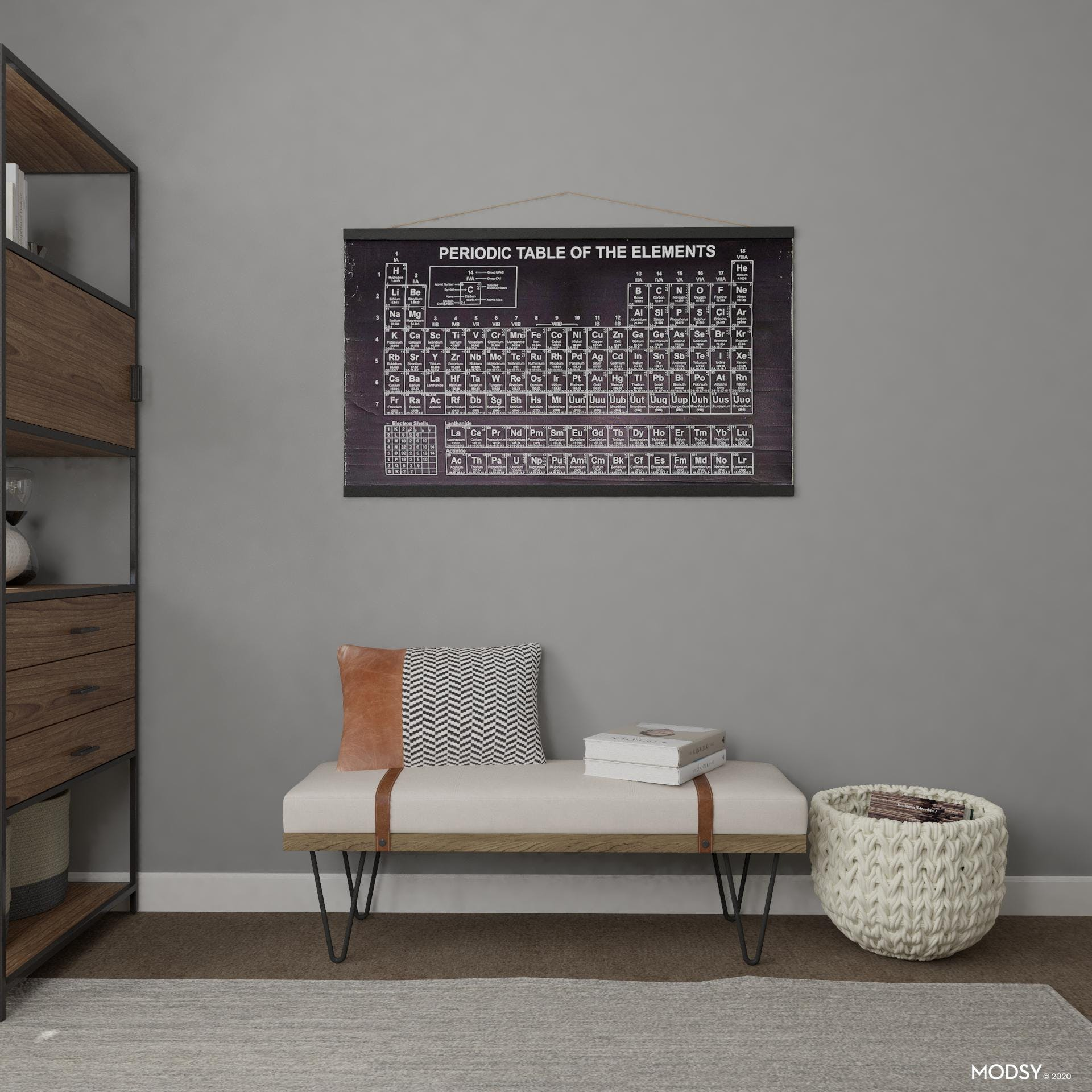 Industrial Office Style