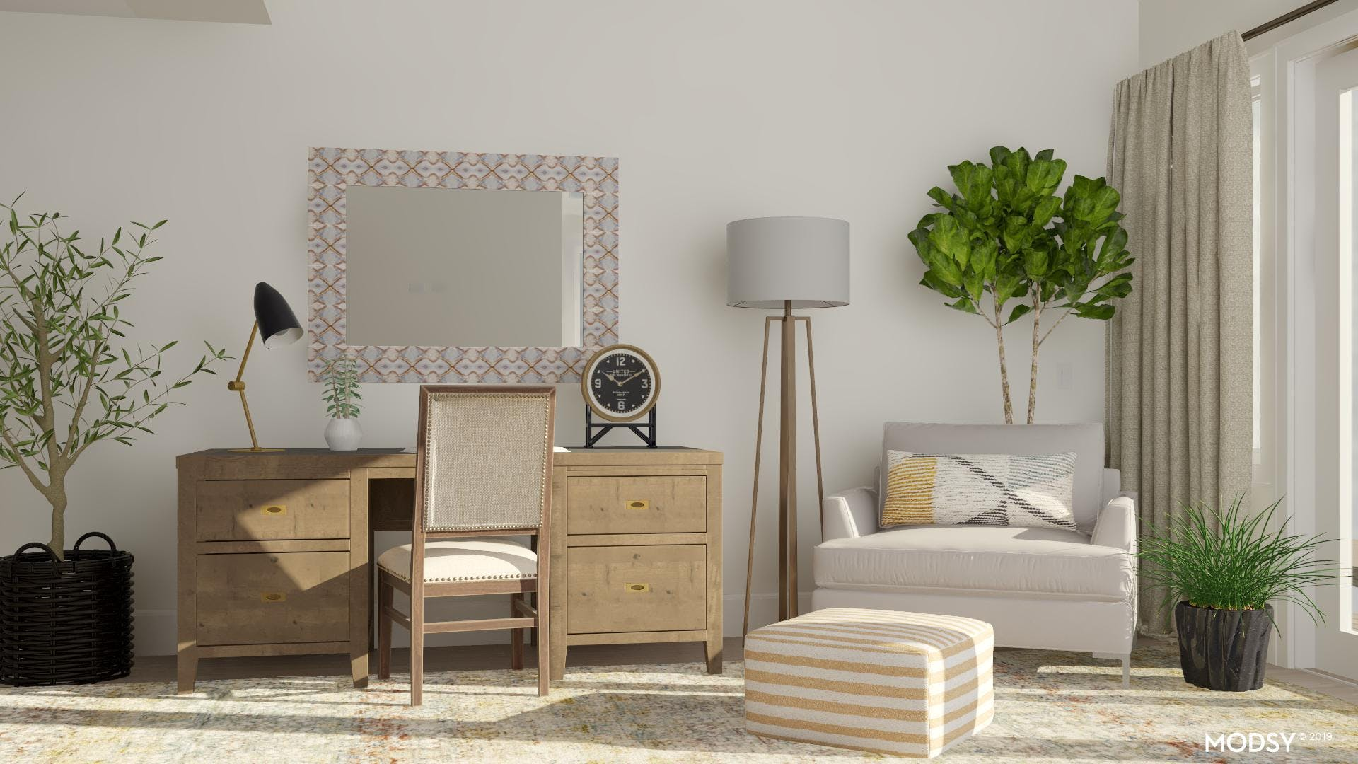 Transitional Office Goes Neutral