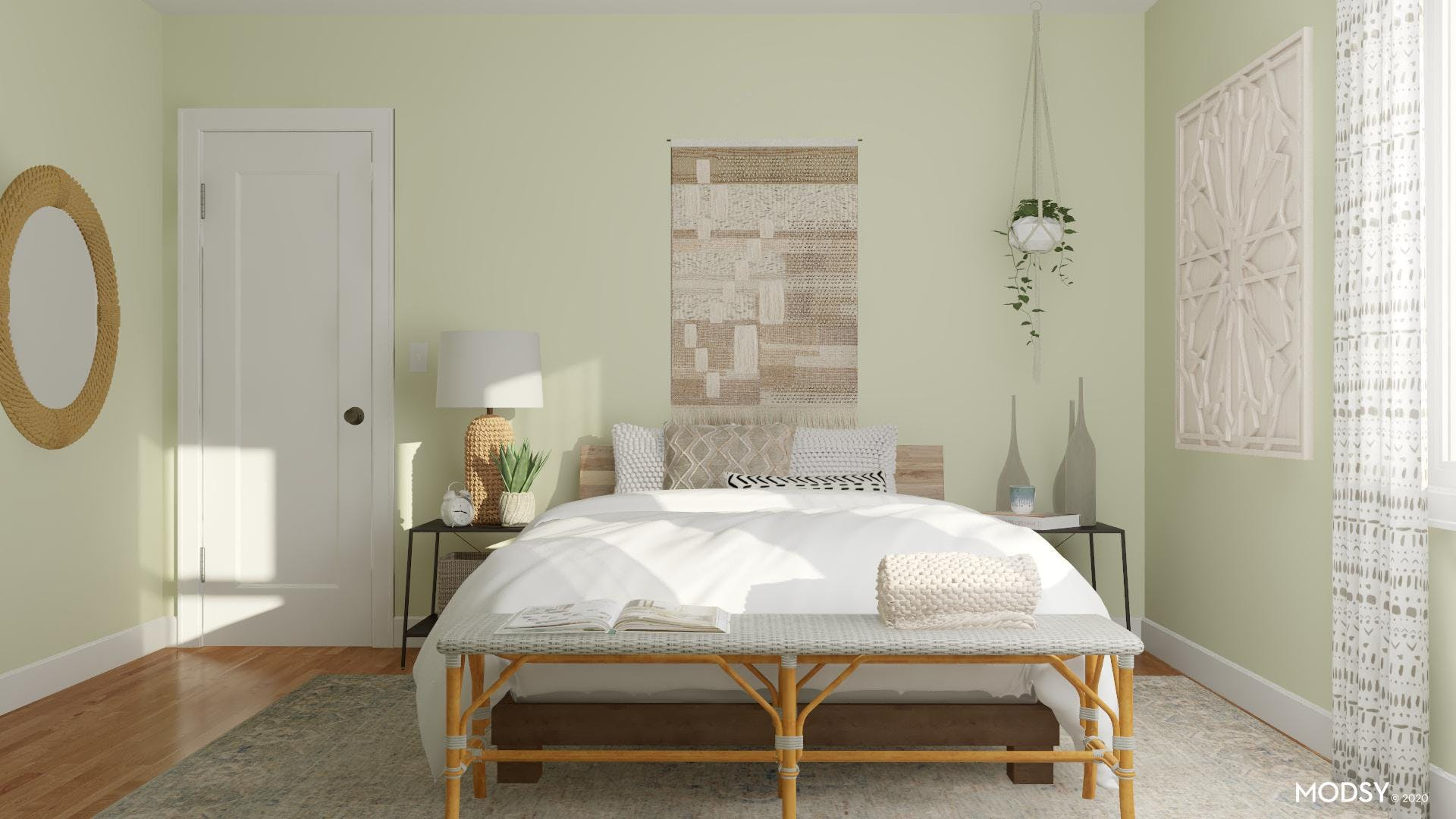 A Neutral, Inviting Atmosphere
