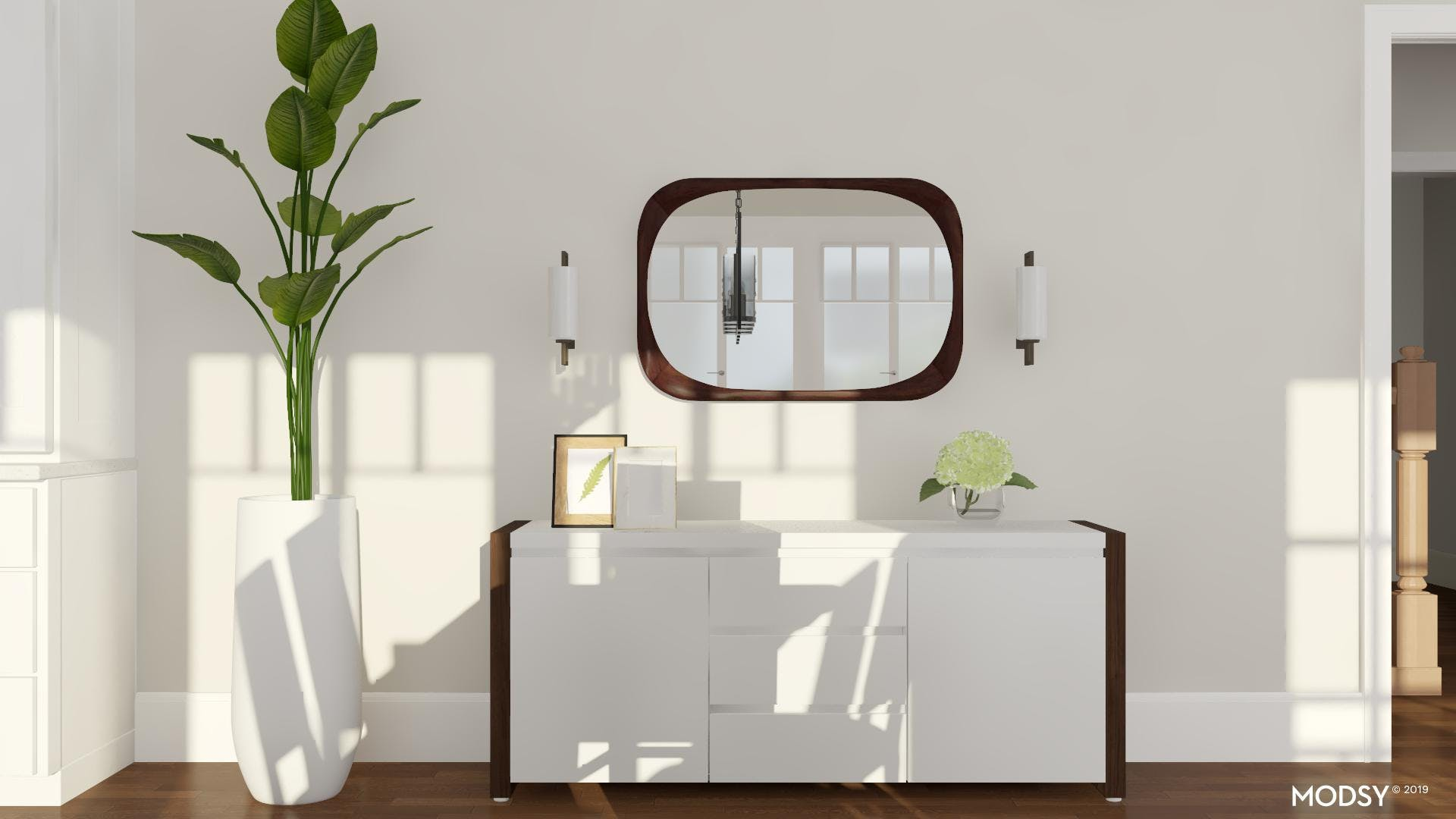 Storage in a Dining Room