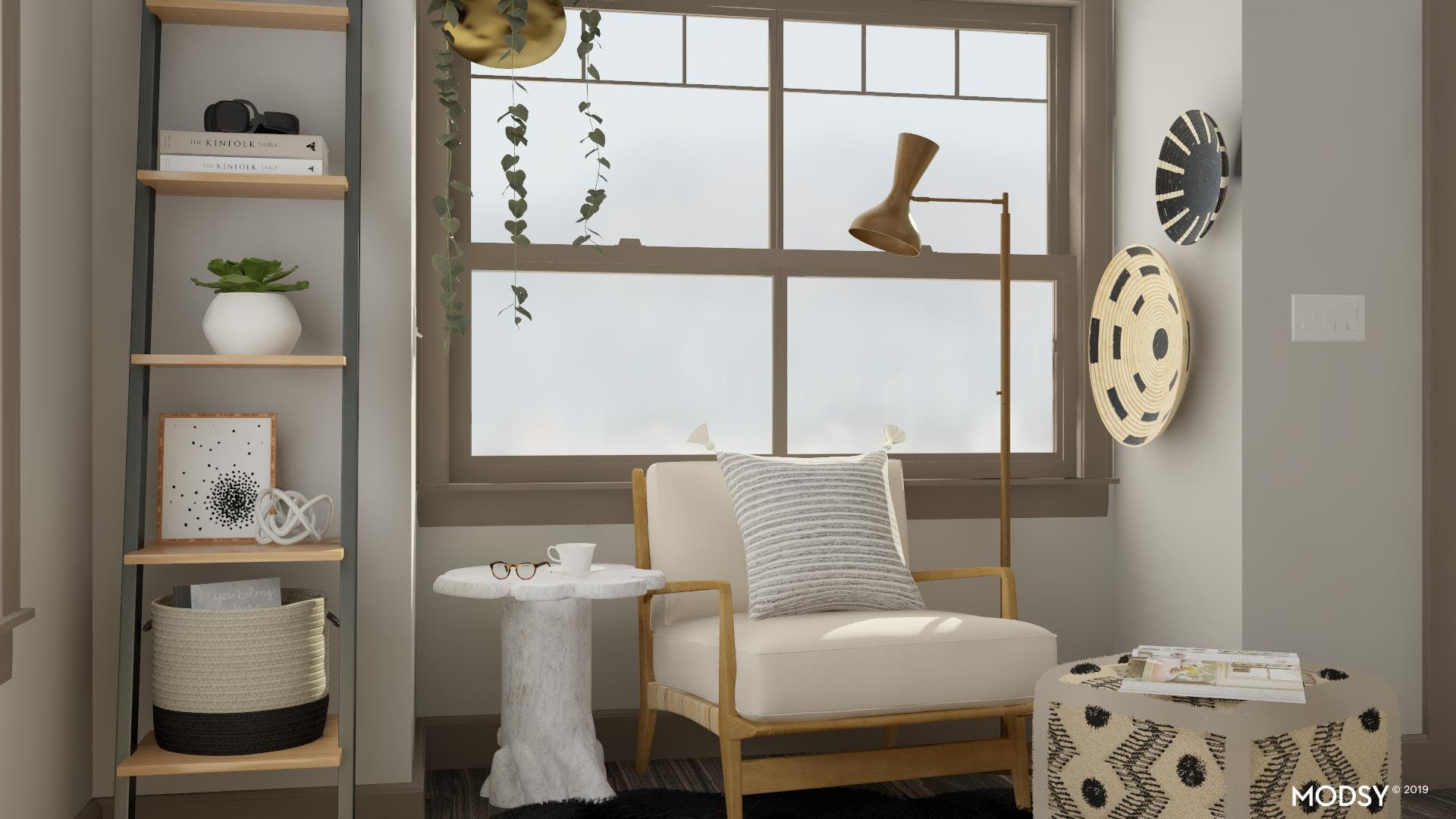 Create the Reading Nook of your Dreams