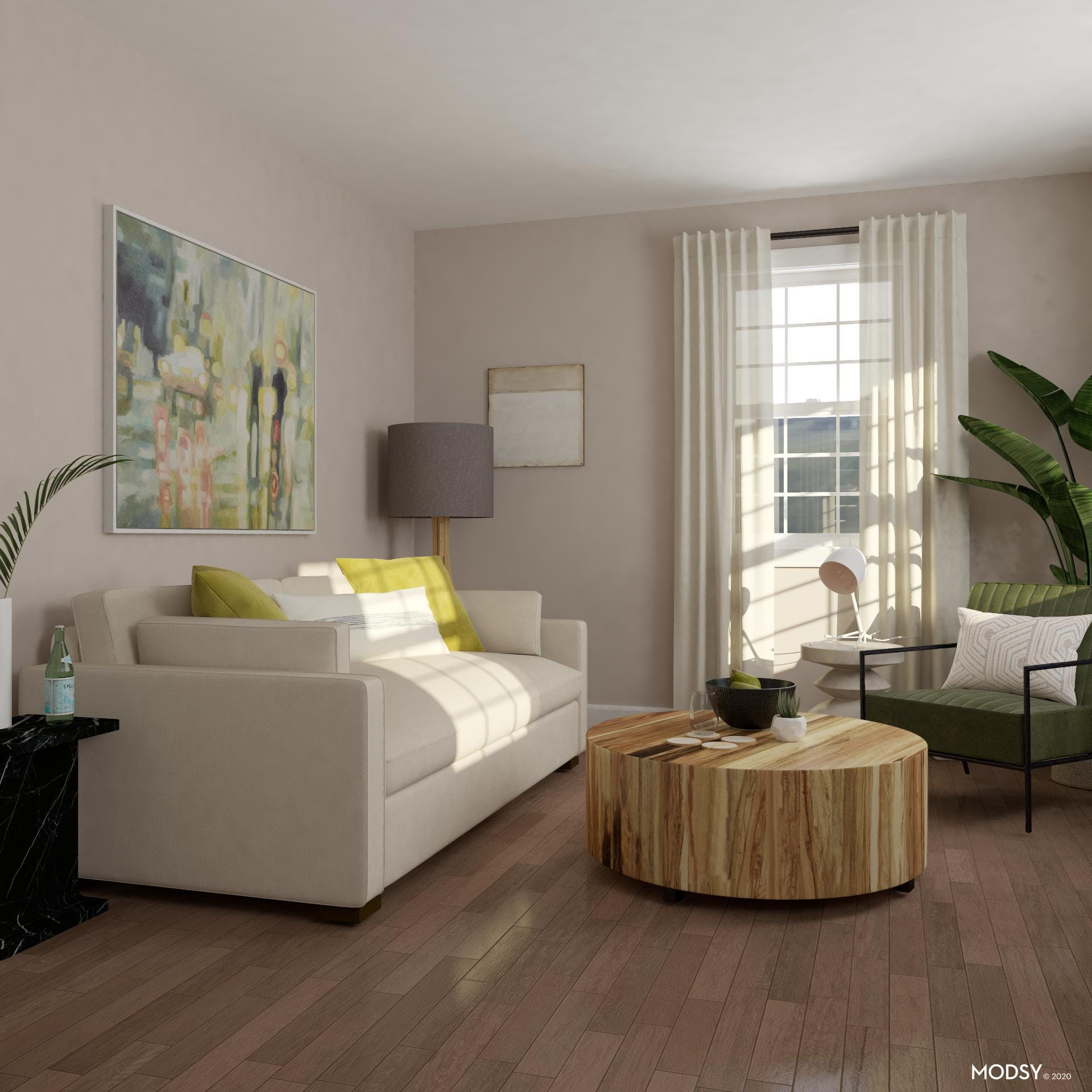 Small Living Room Seating Solutions