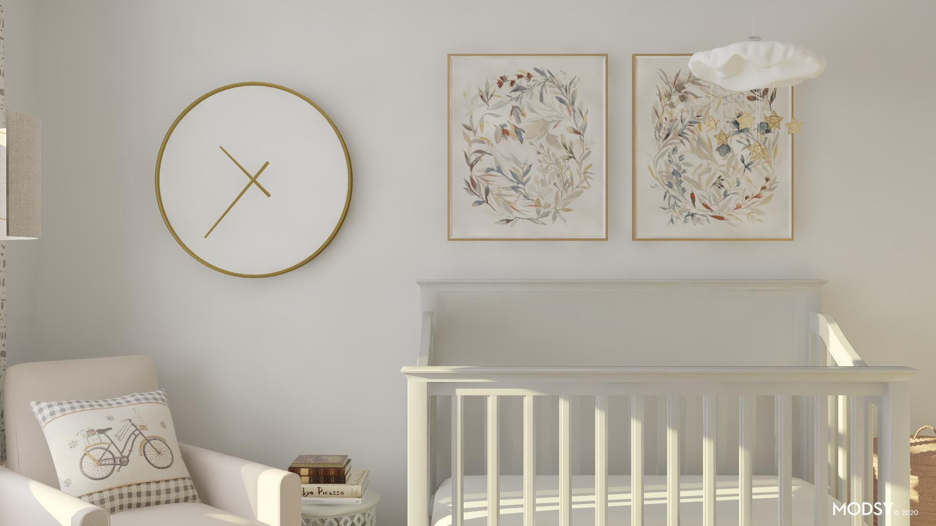 Traditional But Details To Upgrade Your Nursery!