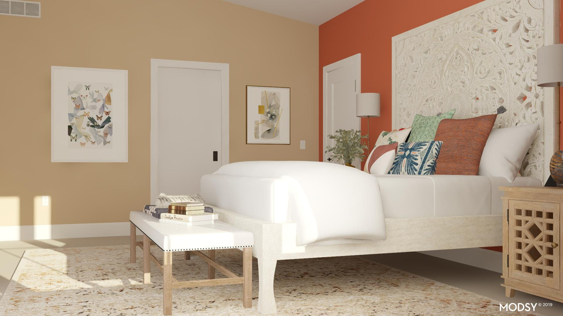 Take a Seat: Practical Bedroom Seating