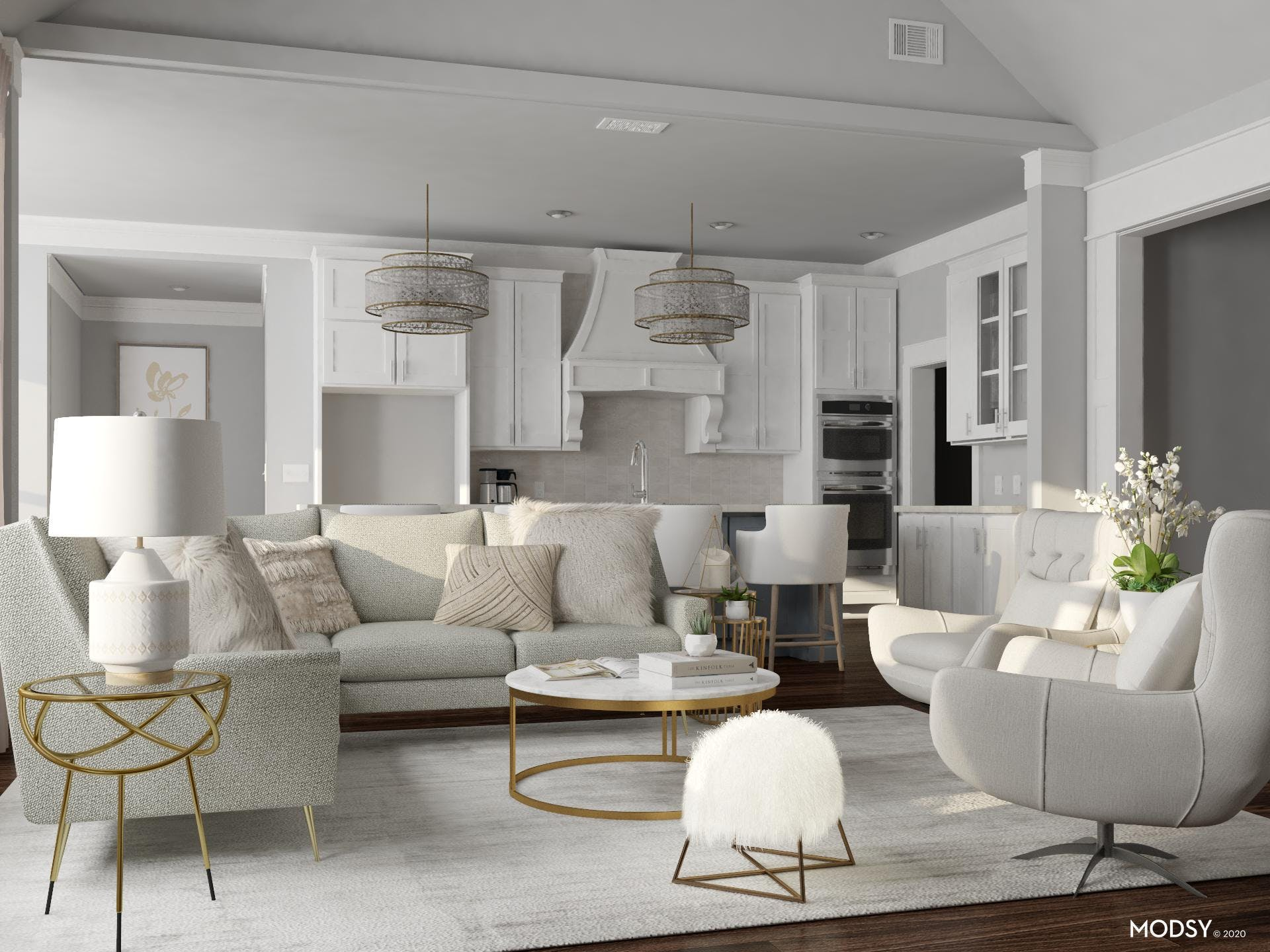 Luxurious Glam Living