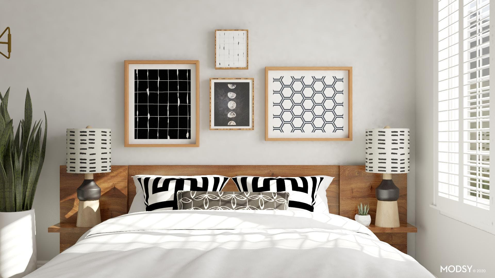 Bed-eclectic