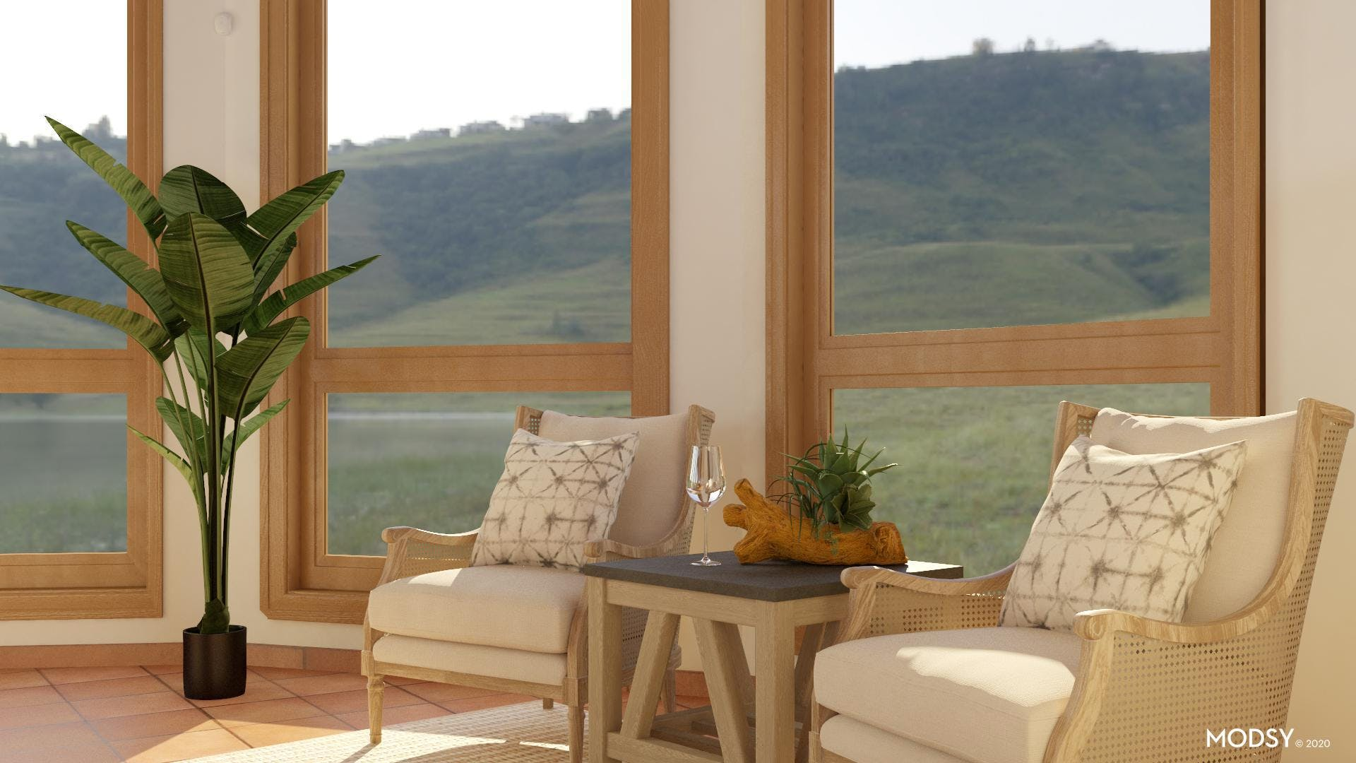 Bringing The Outdoors In: Rustic Living