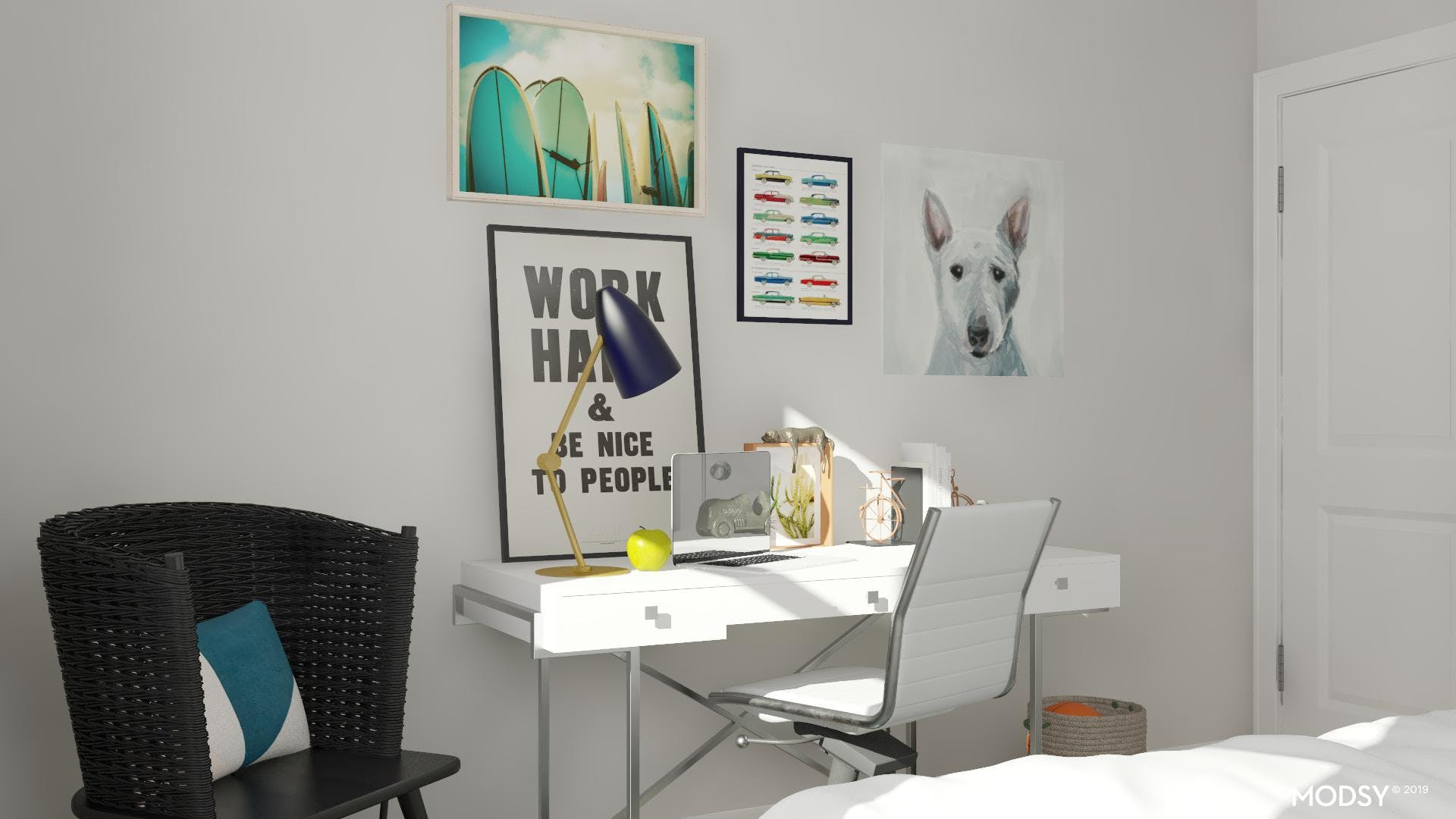 A Personal Workspace
