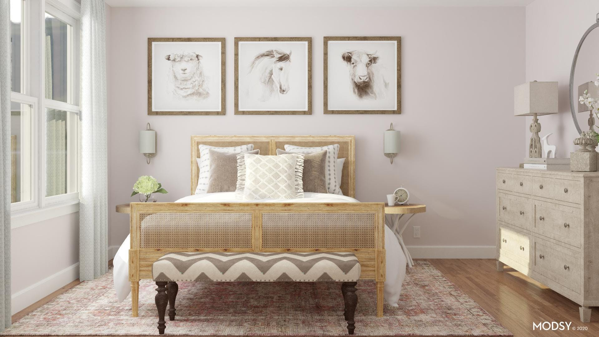 TImeless Style: Neutral Classic Bedroom