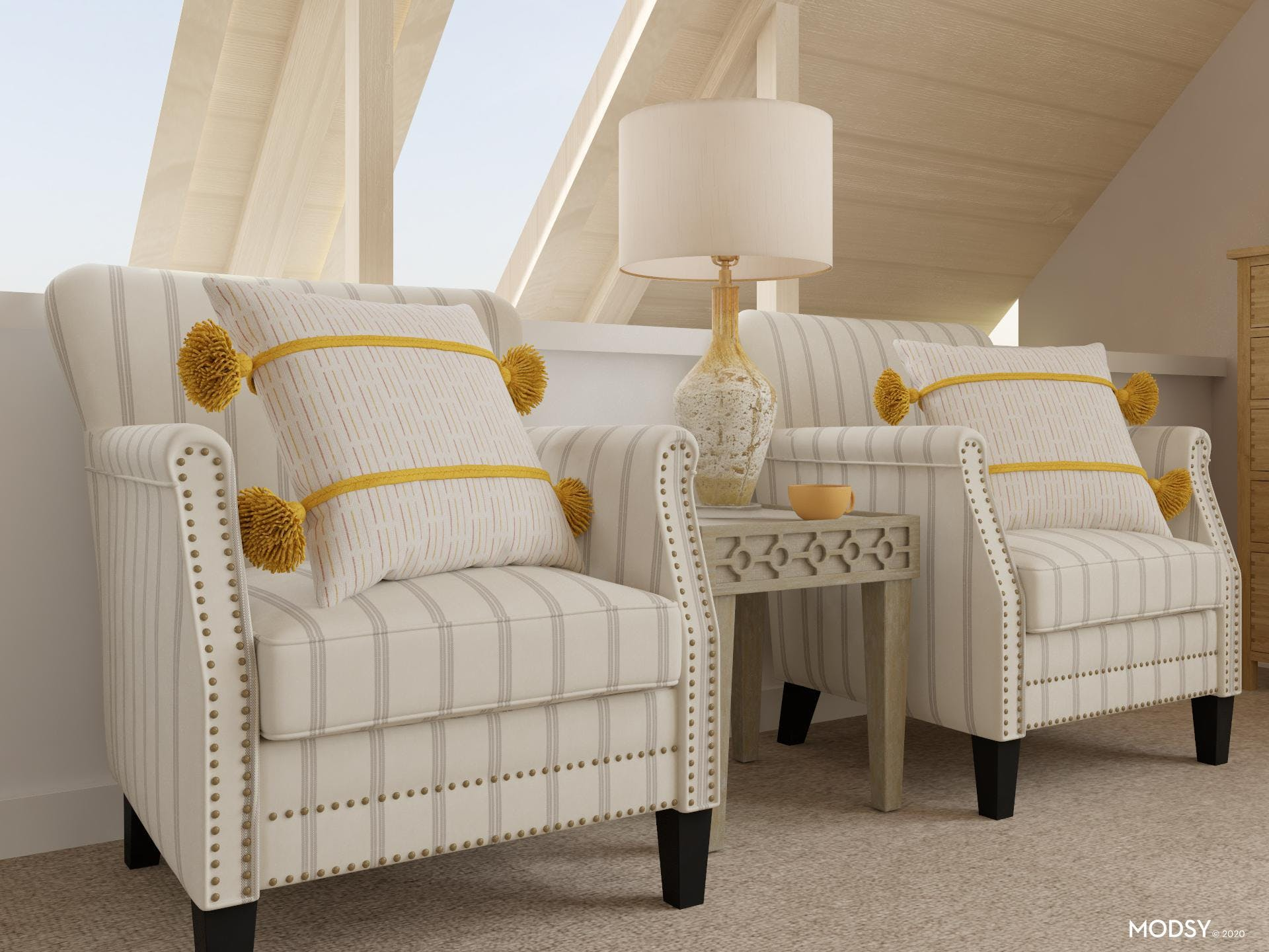 Accent Chairs and Relaxation