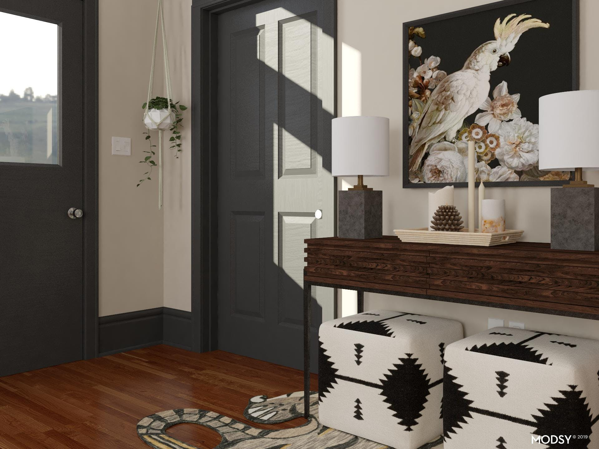 Neutral Eclectic Entry