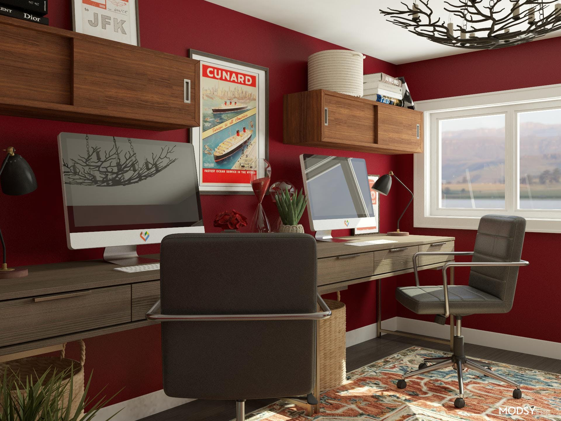 Don't Be Dull: Home Office