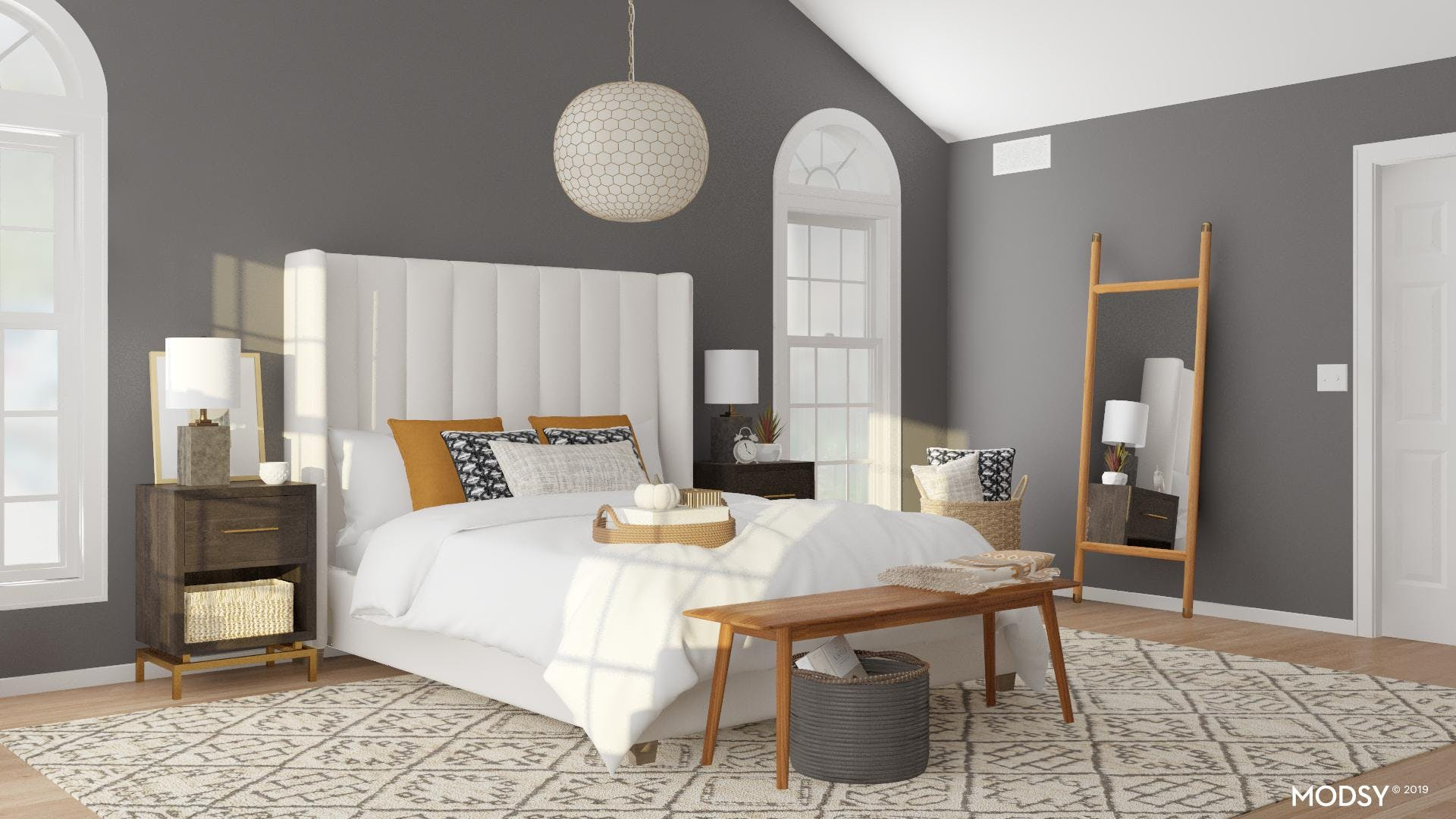 Chic Neutral Bedroom