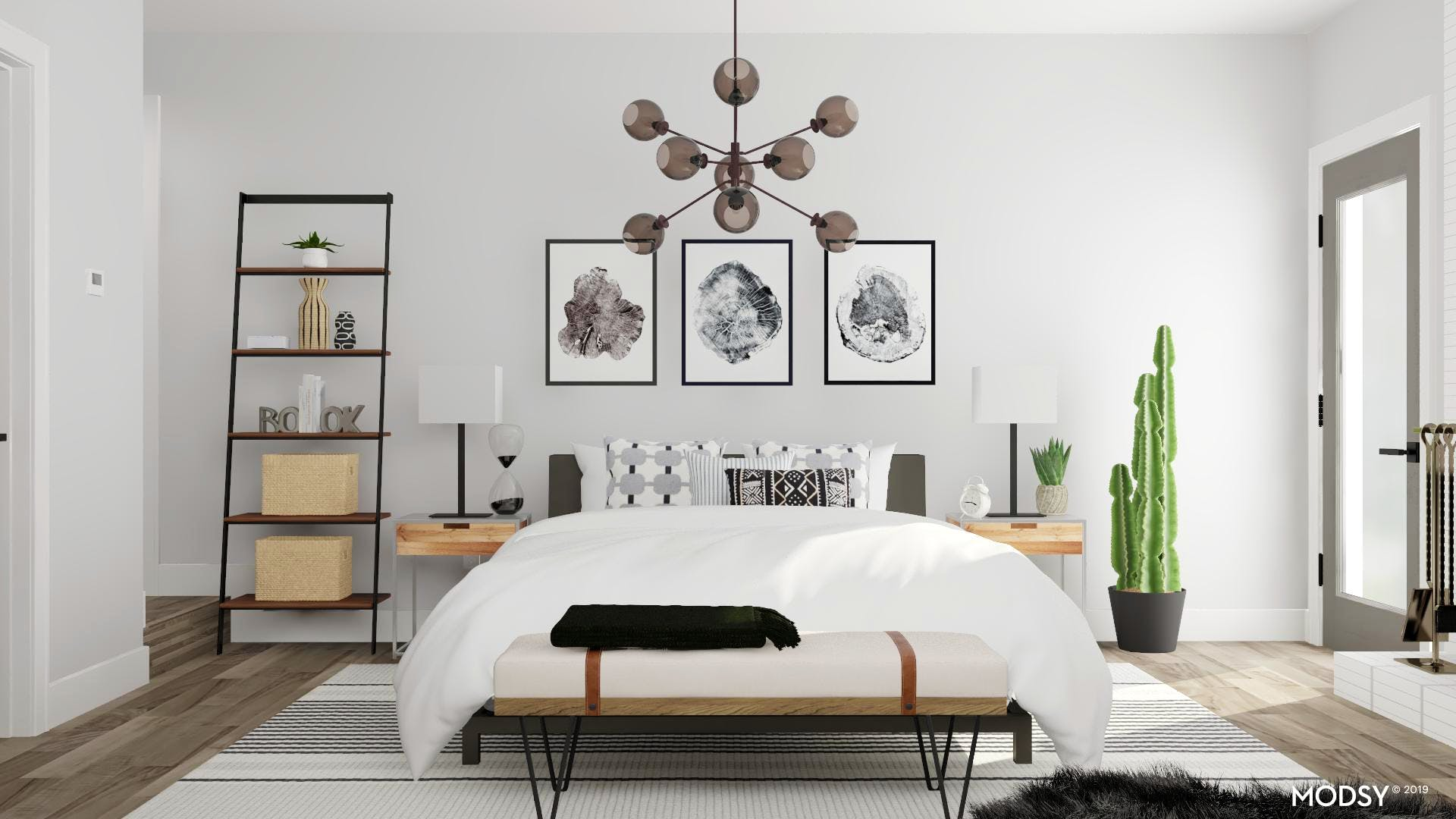 Industrial Bedroom Escape