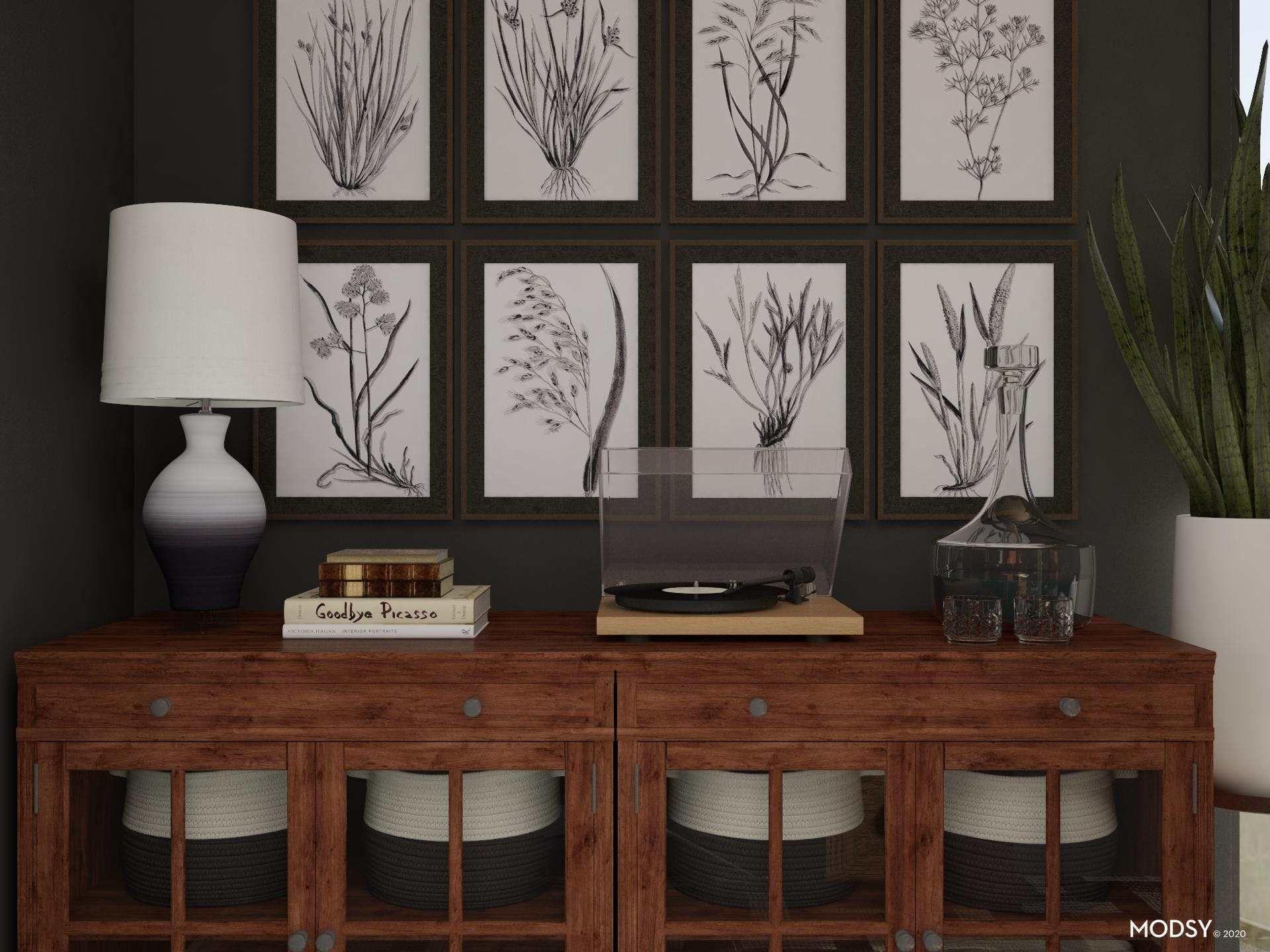 Inspire and Motivate in Traditional Home Office
