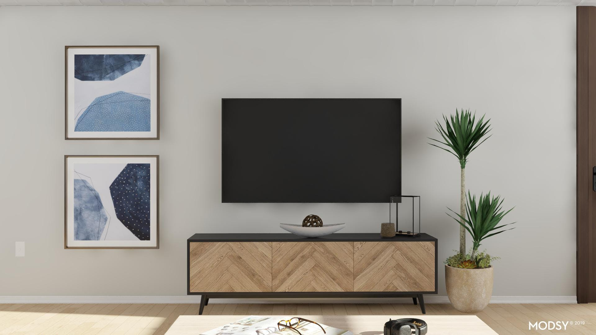 TV Watching With Style