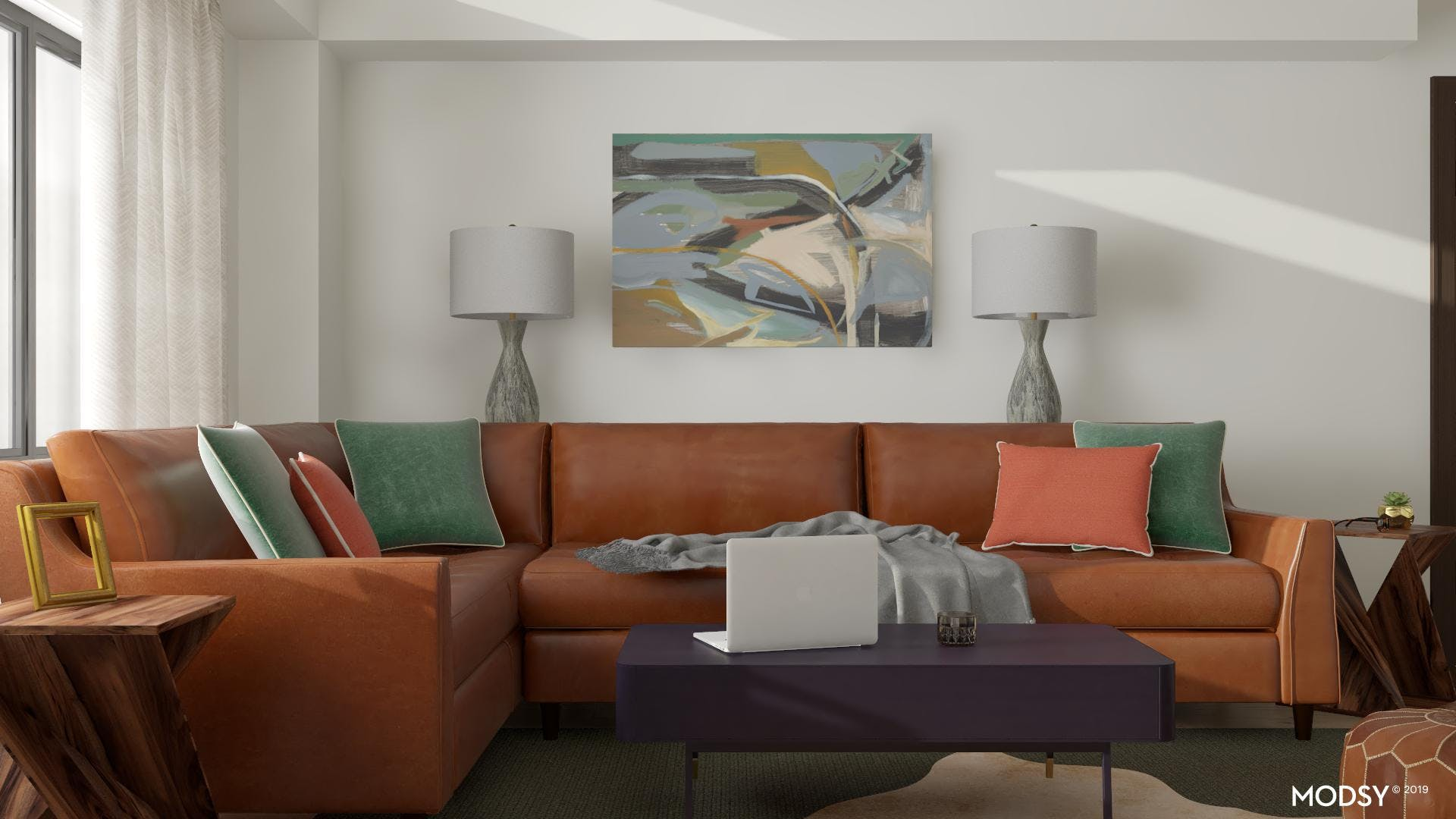 Tying Your Space Together With Wall Art