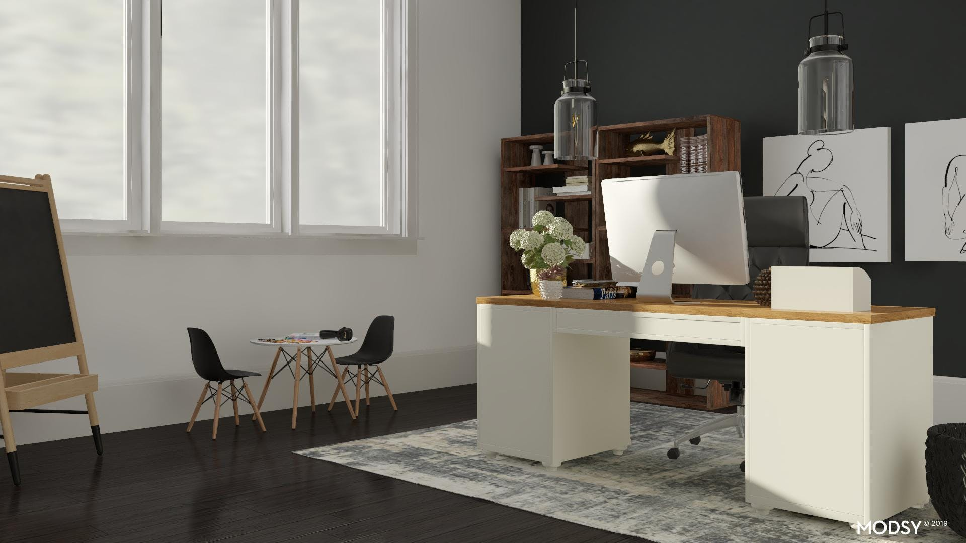 Office Play Space