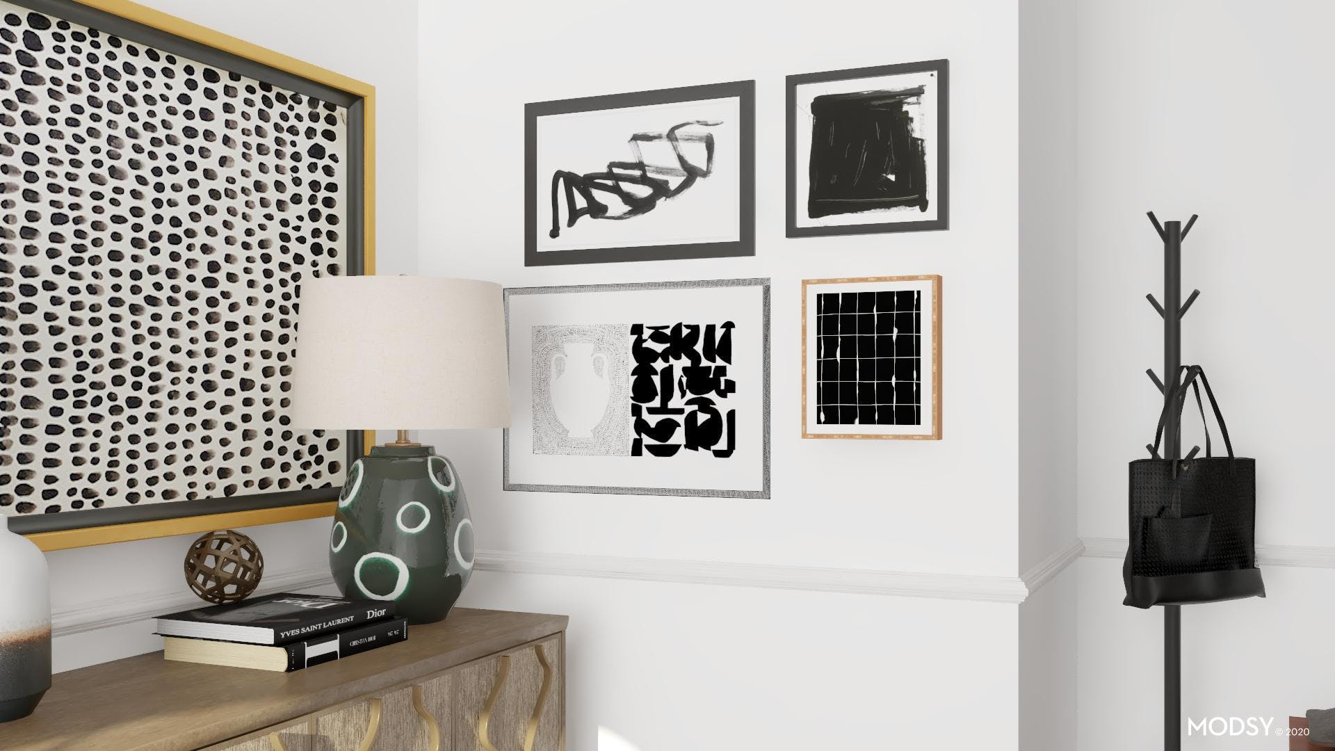 Gallery Walls That Welcome