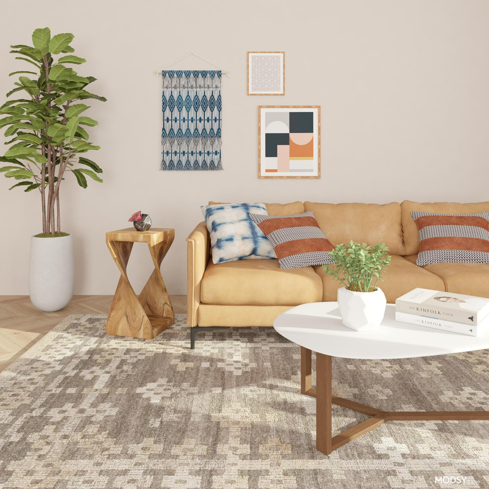 Geometric and Eclectic
