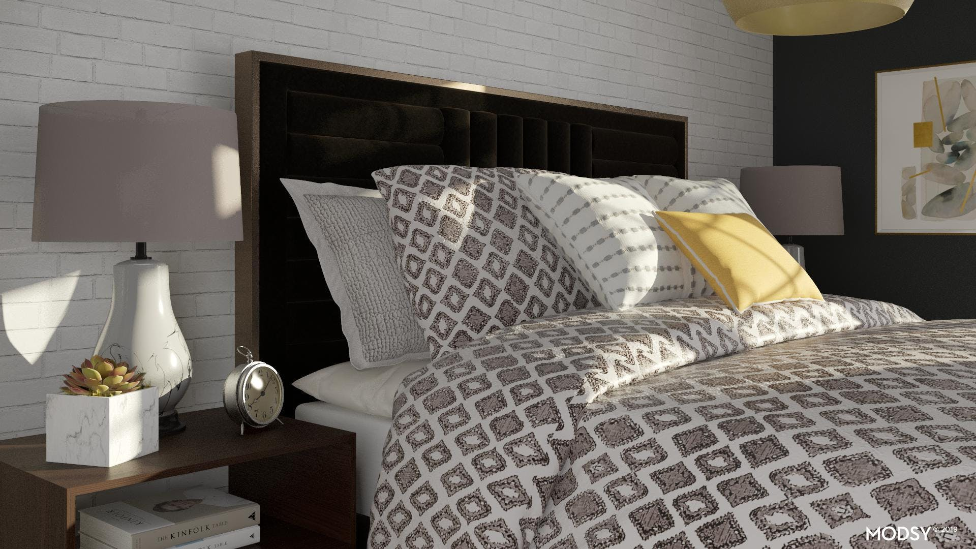 Upholstered Bed: More Than Just A Pretty Face