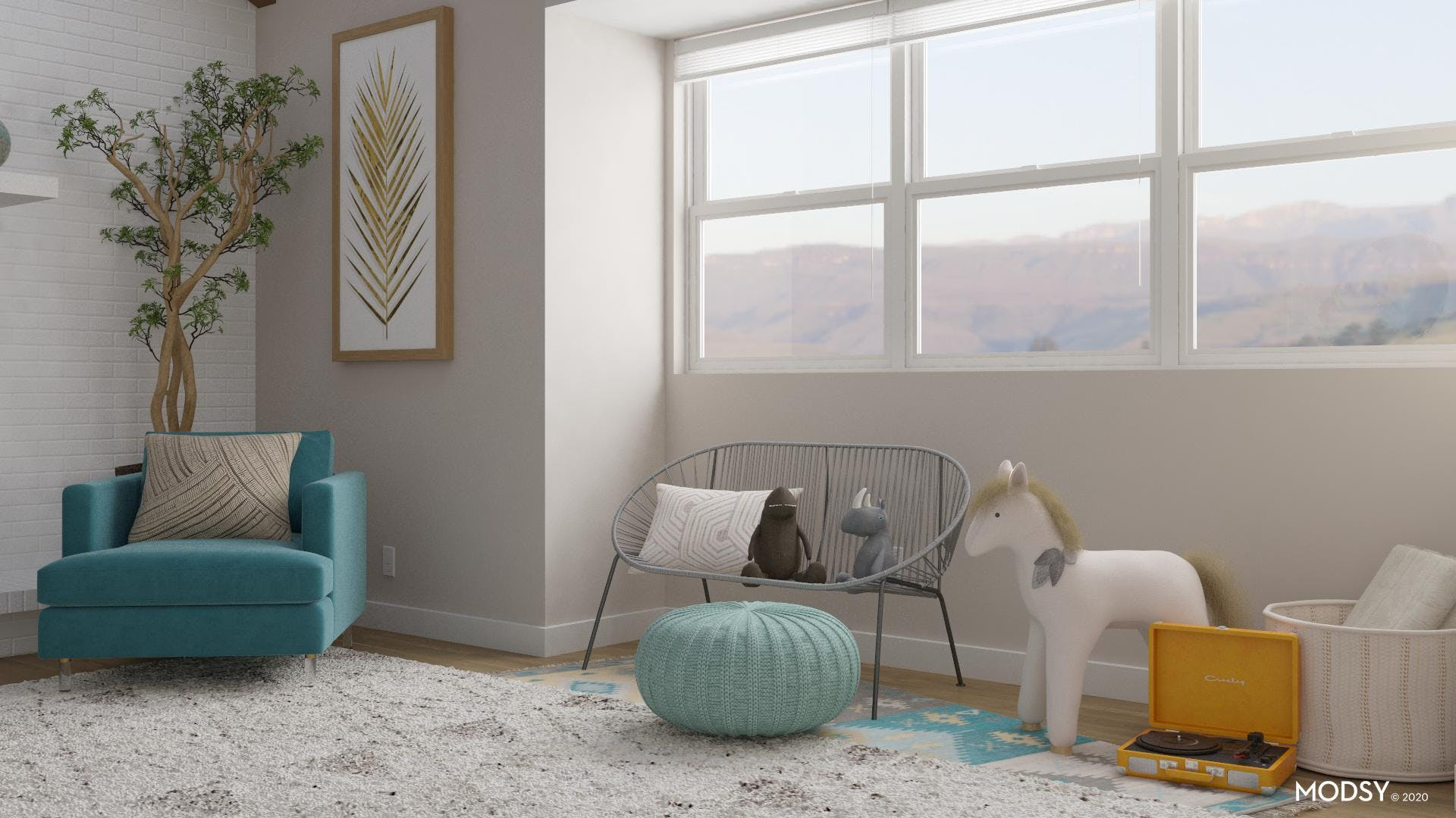 Play Areas In Stylish Spaces