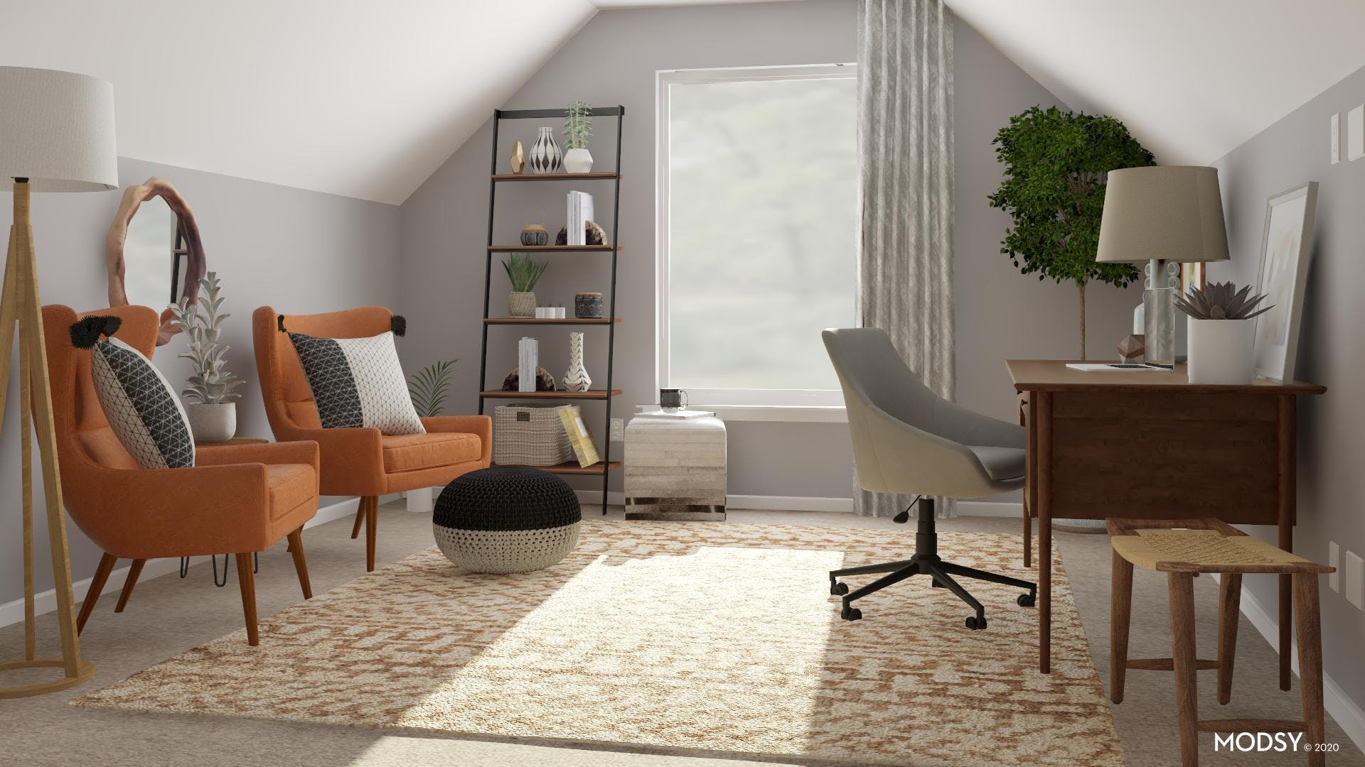 Inviting Neutral Workspace