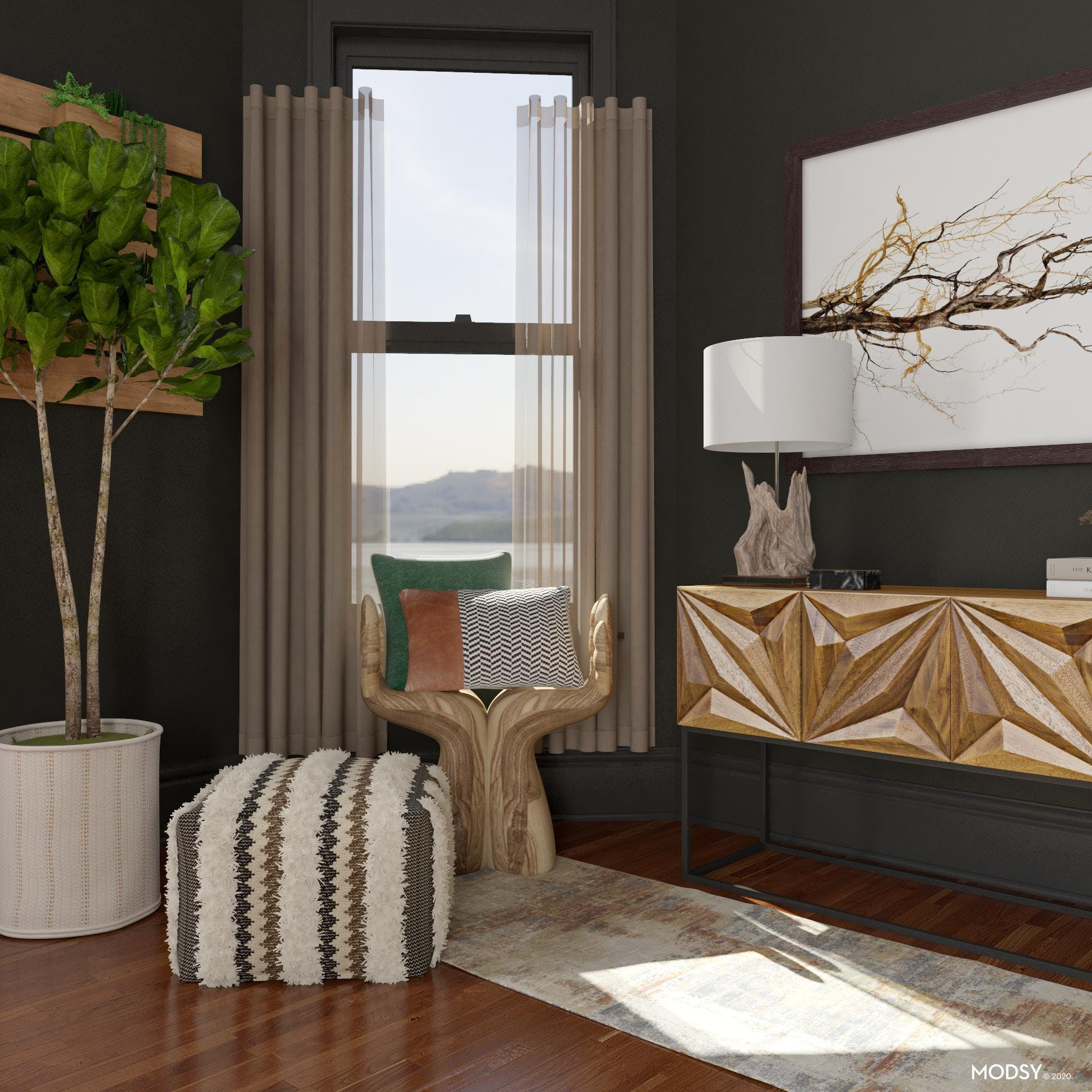 Eclectic Styling: Blend Of Tastes