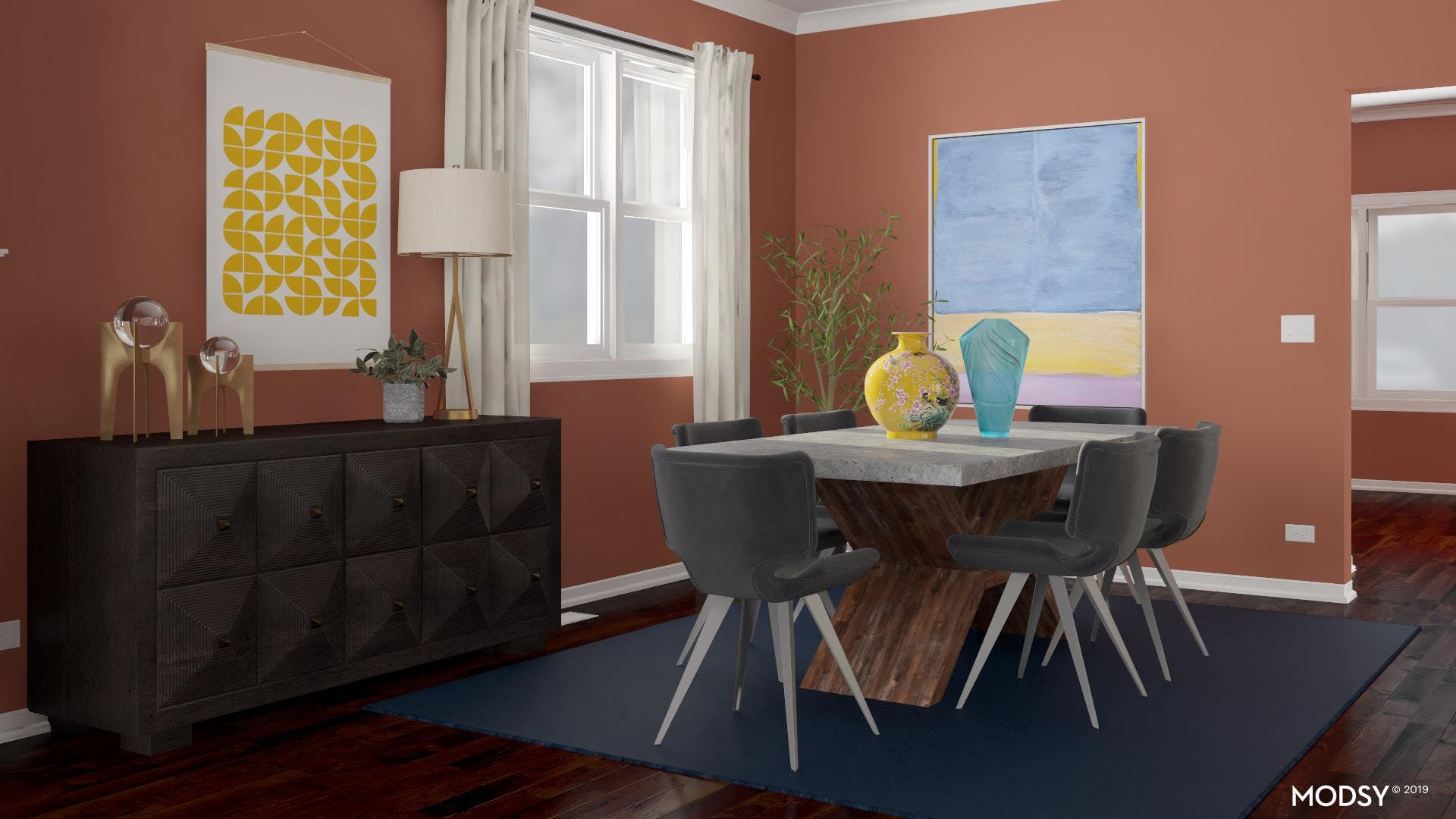 Designing a Fun Dining Room