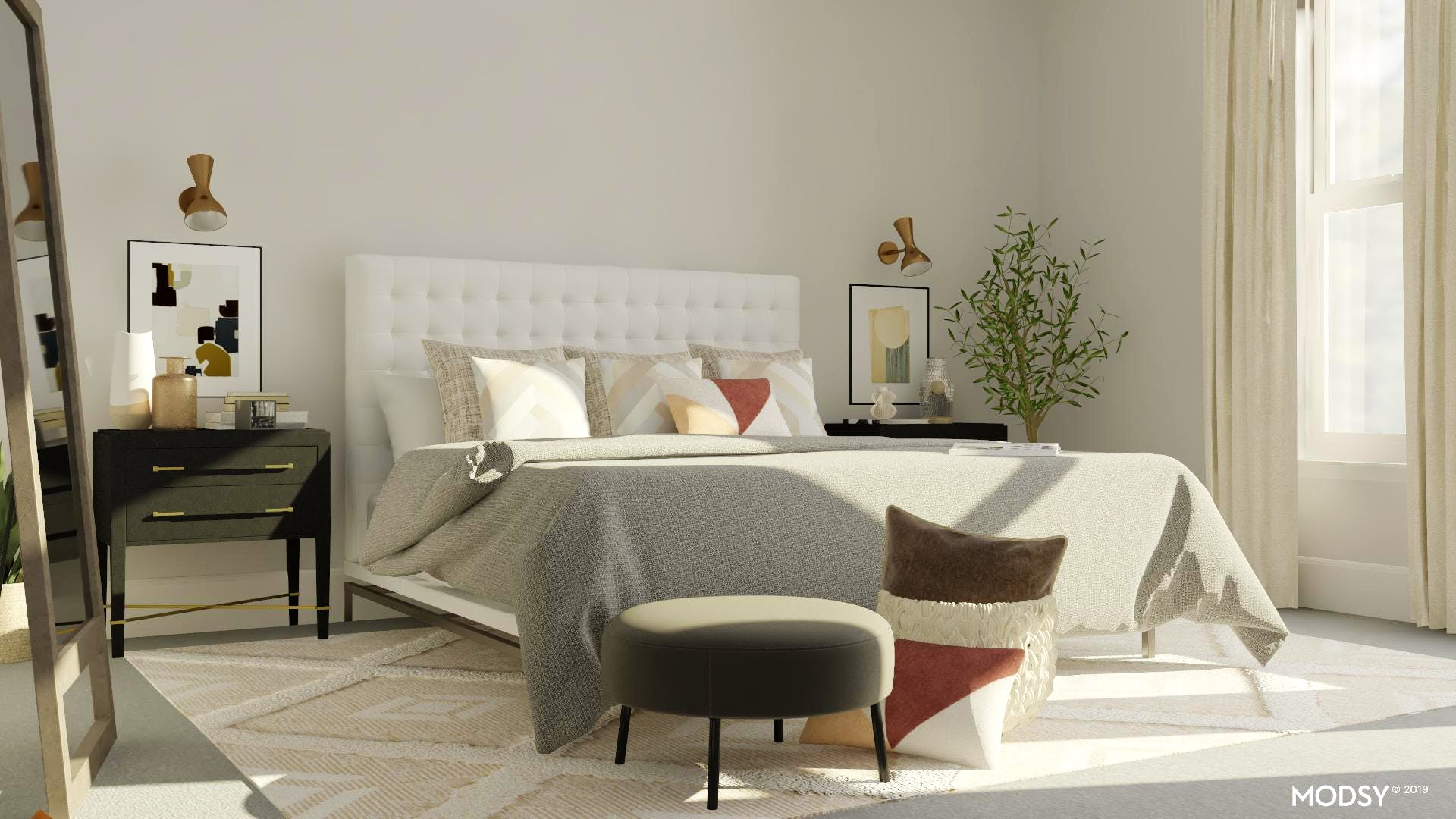 Using Tones And Textures To Enhance Your Bedroom