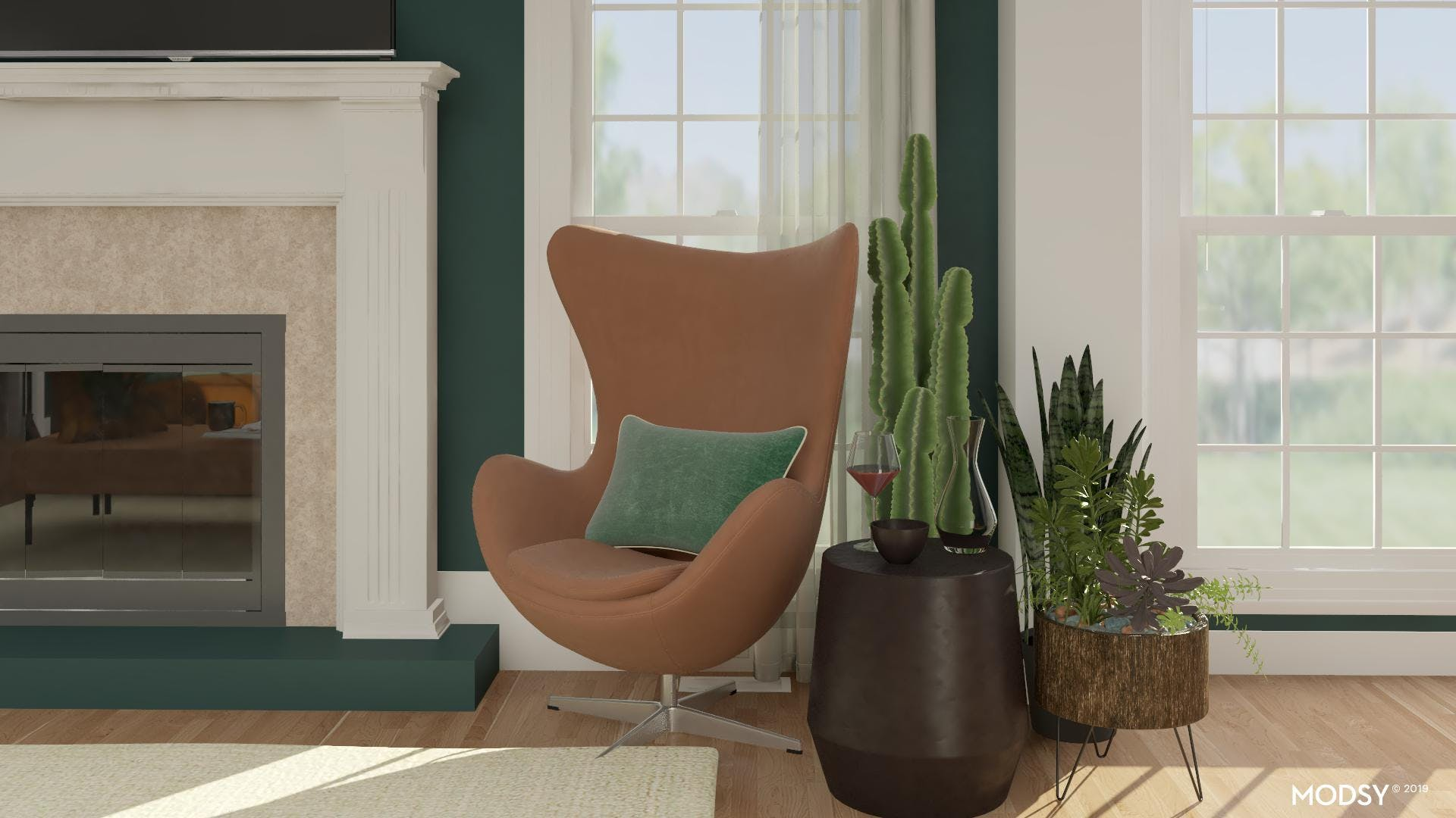 Plant Textures For Every Room
