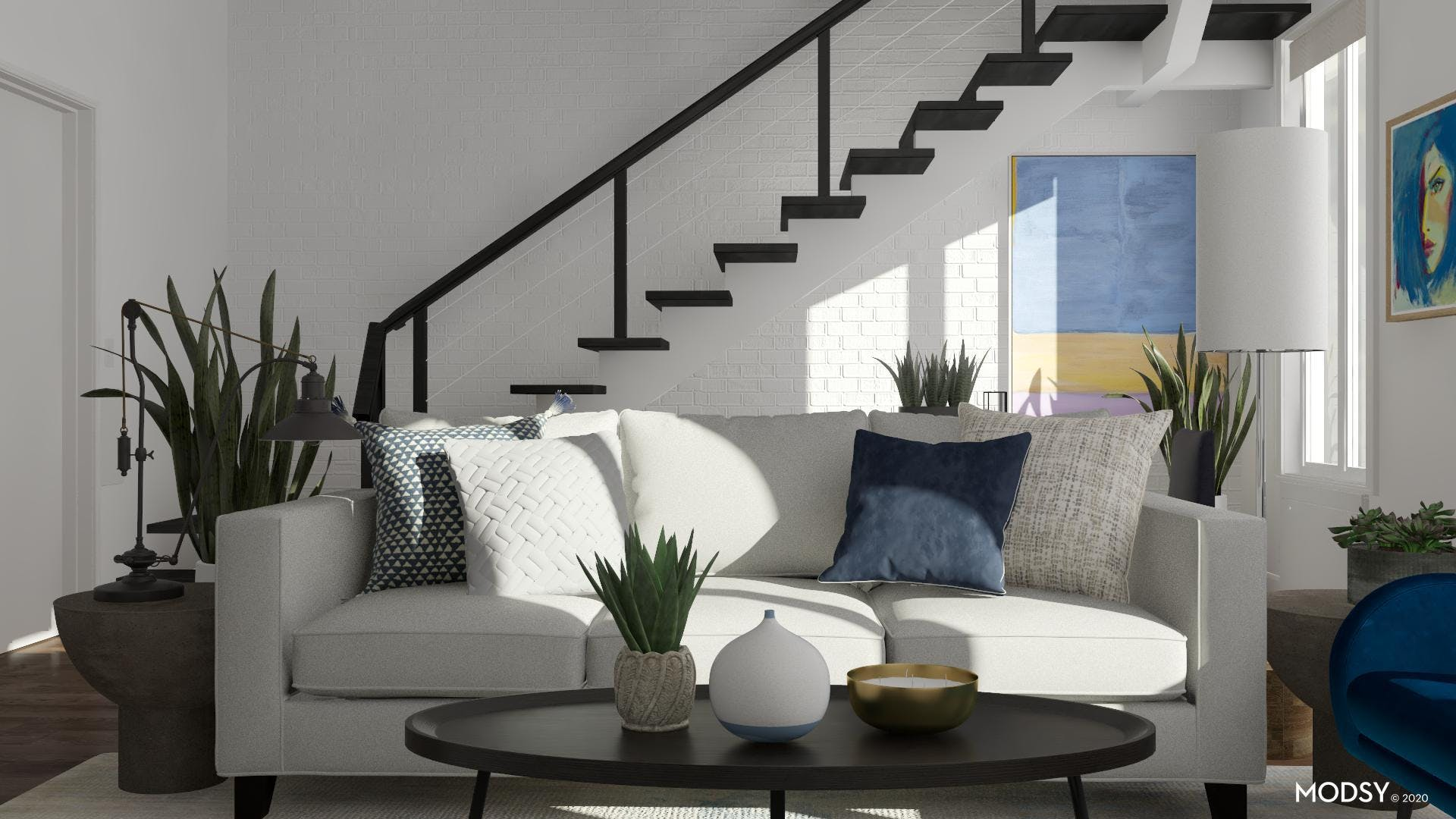Mix It Up: Industrial