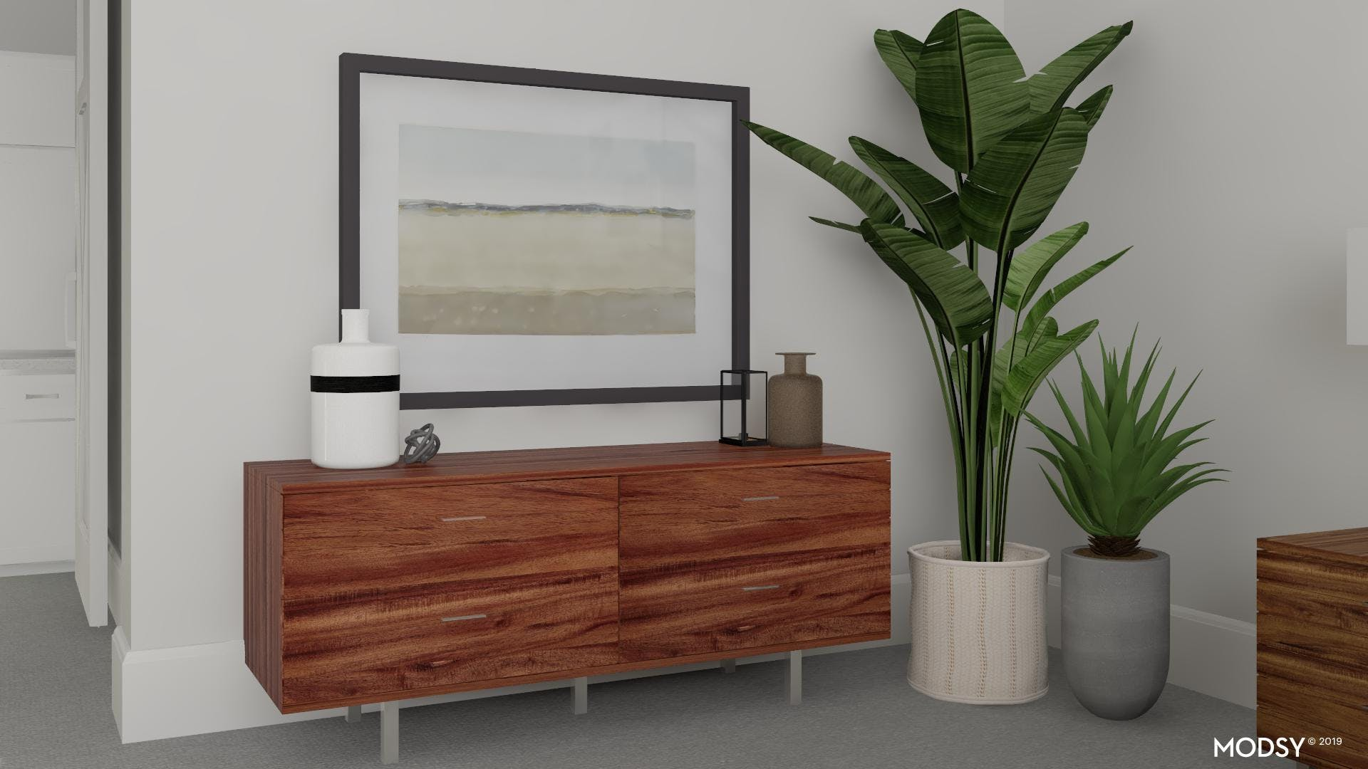 Incorporating Earth Tones In A Modern Masculine Bedroom
