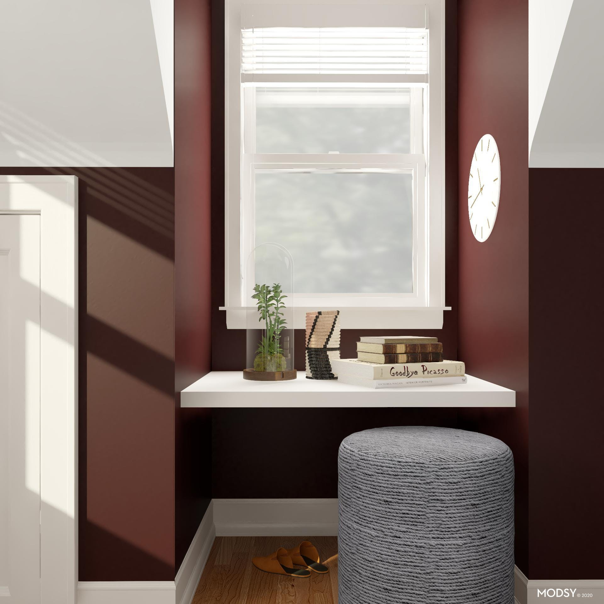 Small Attic Nook