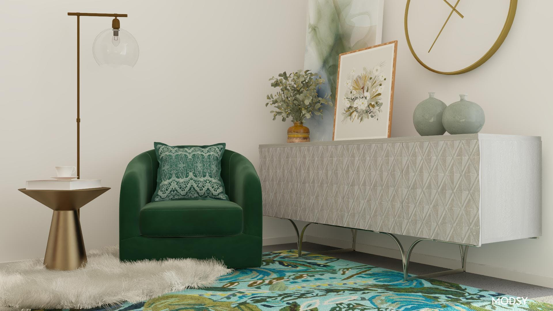 The Right Chair, The Right Reading Nook!