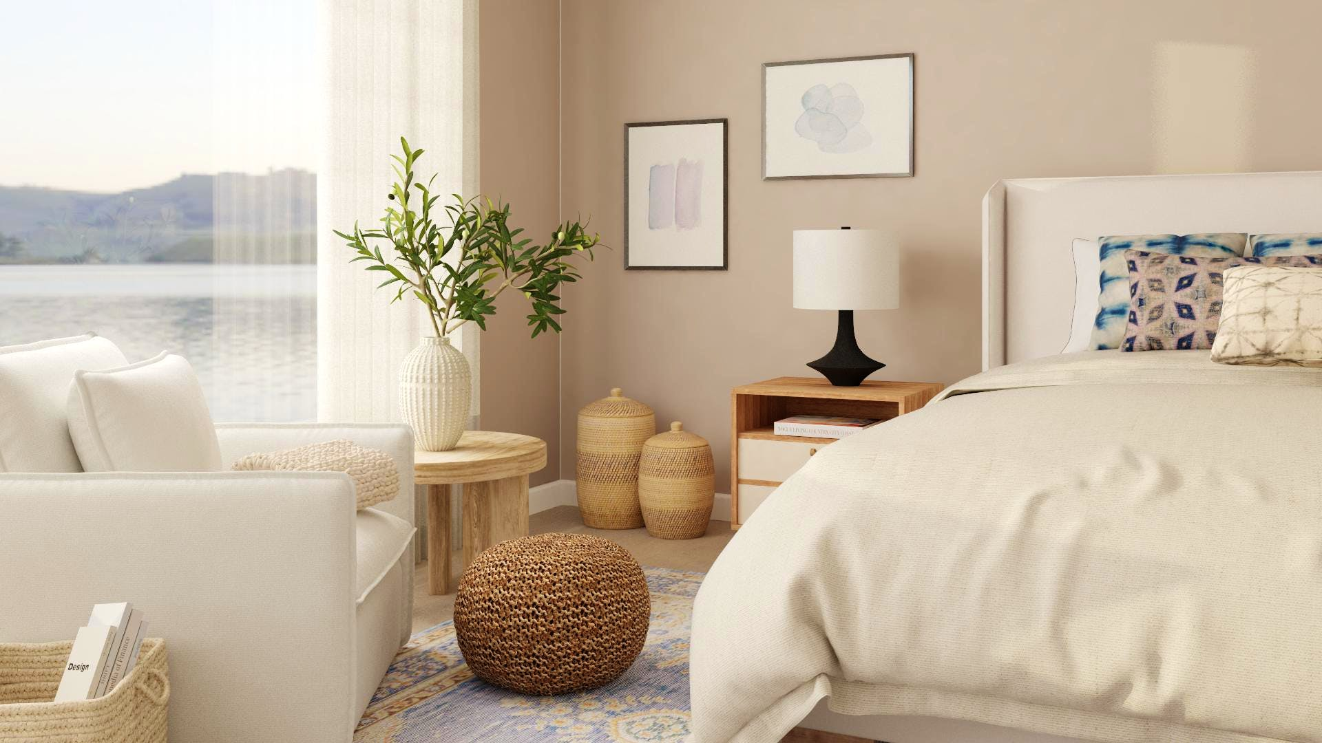 Refuel And Refresh: Spring Bedroom