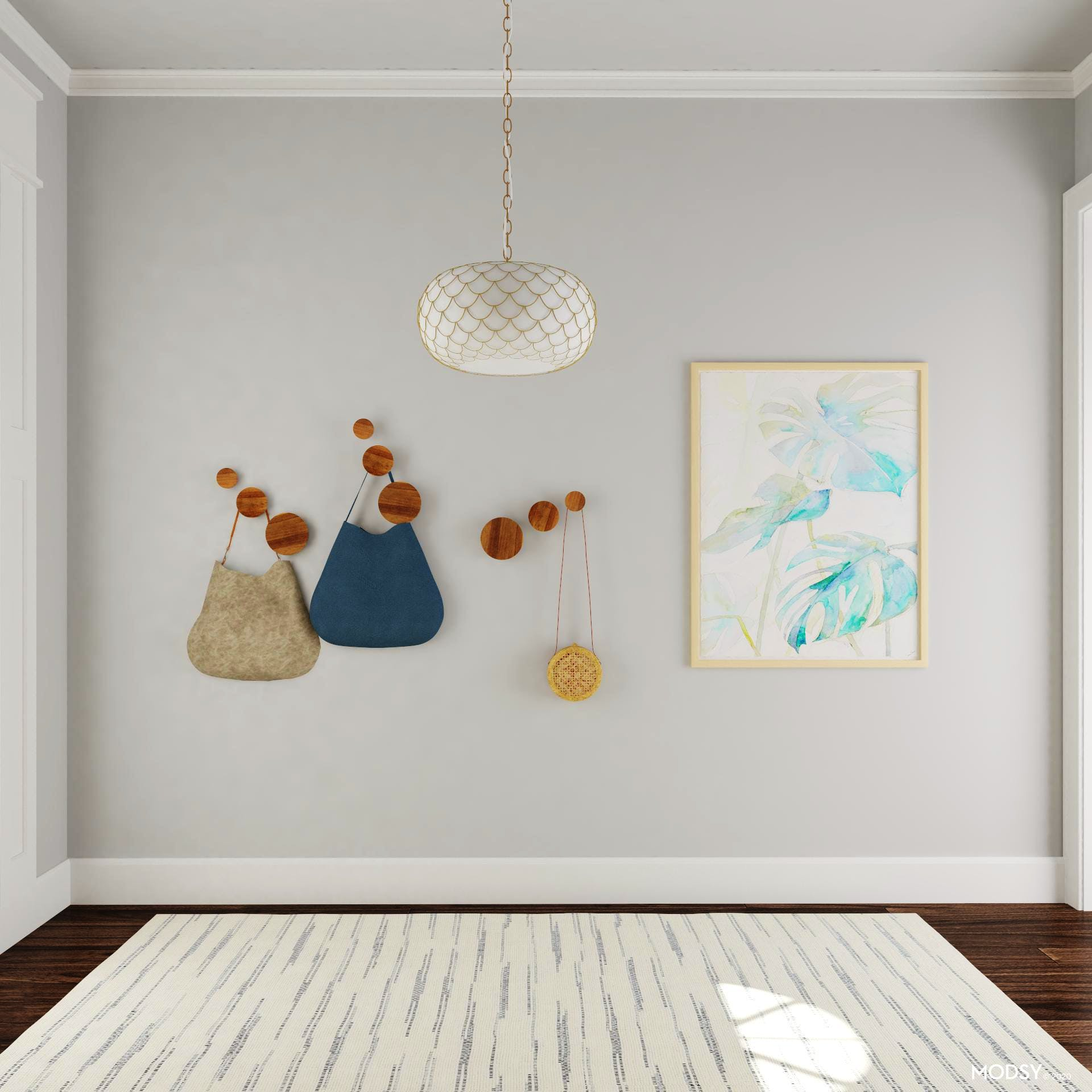 Hang It Up: Entry Storage