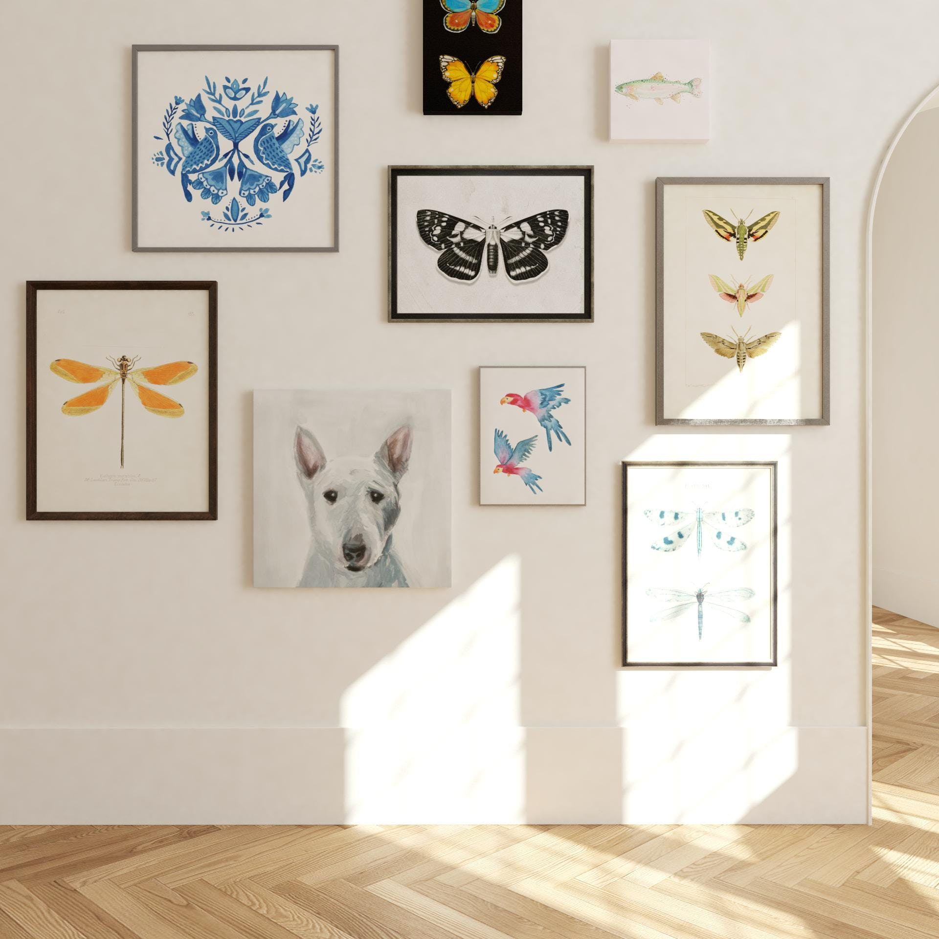 The Eclectic Charm Of Animal Art