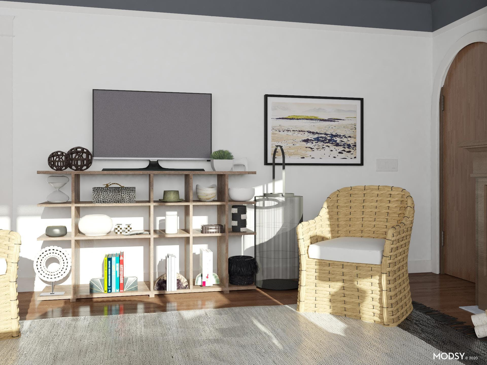 The Lydia Pet-friendly Bookcase