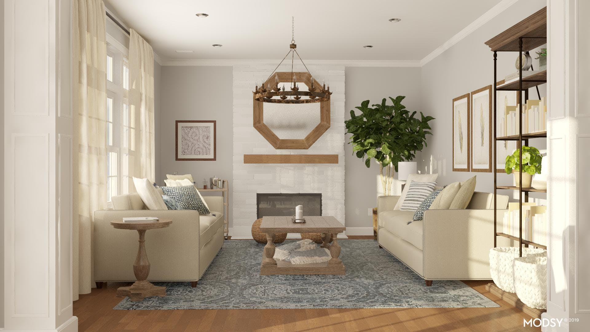 Anchoring A Room: Rug Style